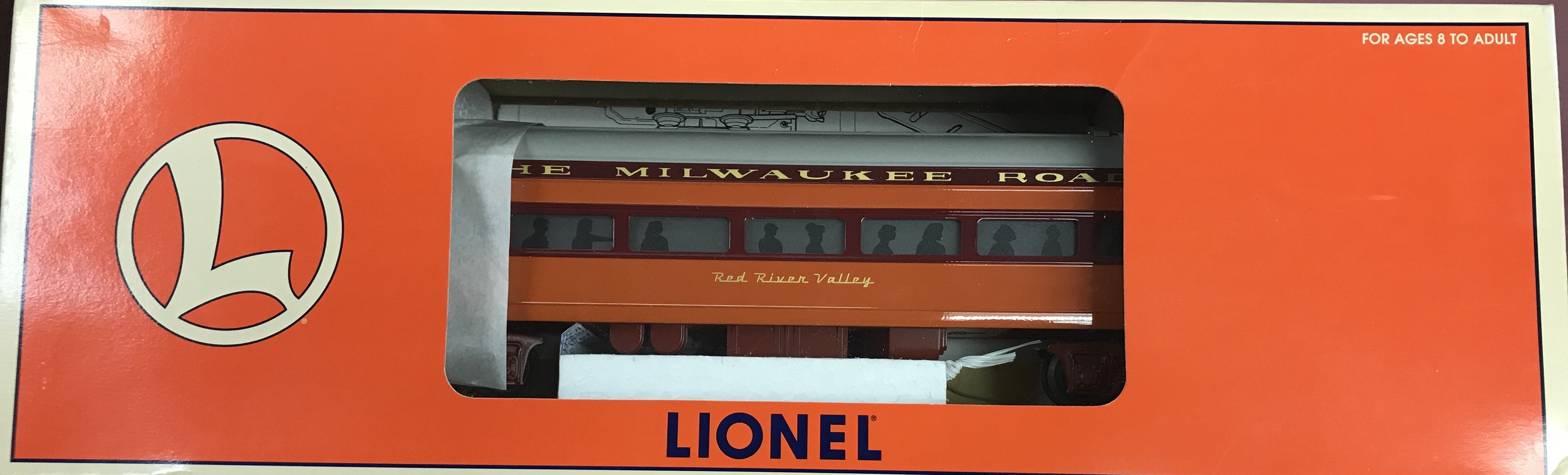LIONEL  6-19185 Red River Valley Coach