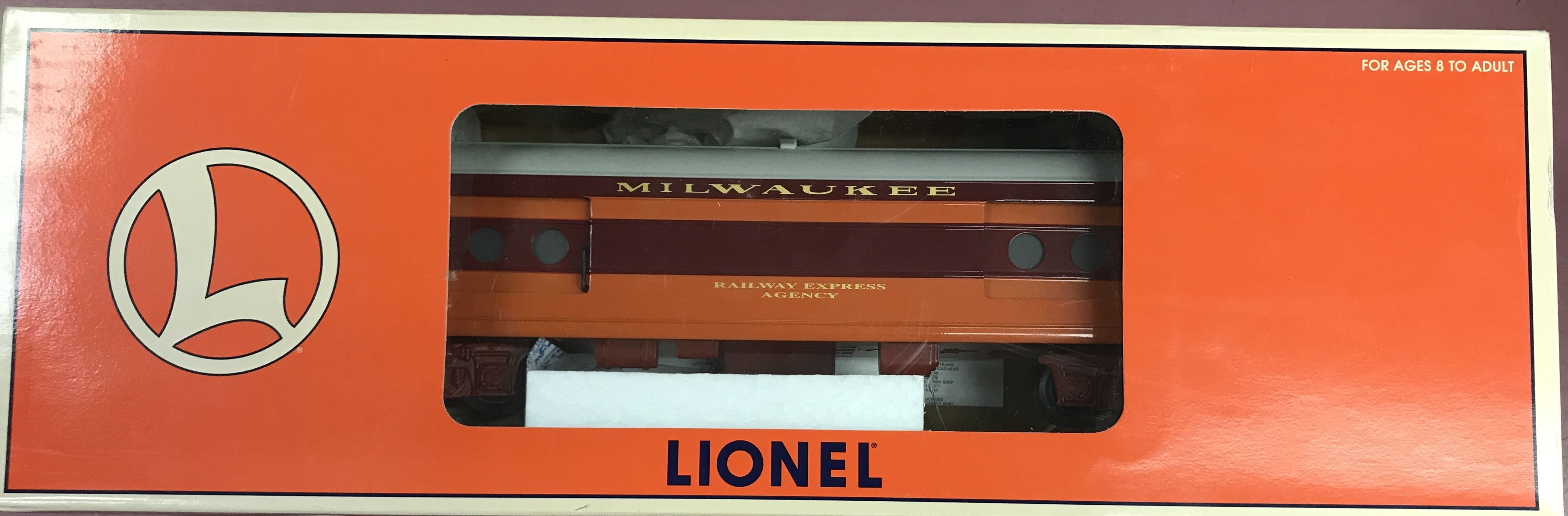 LIONEL  6-19188 Milwaukee Rd Baggage