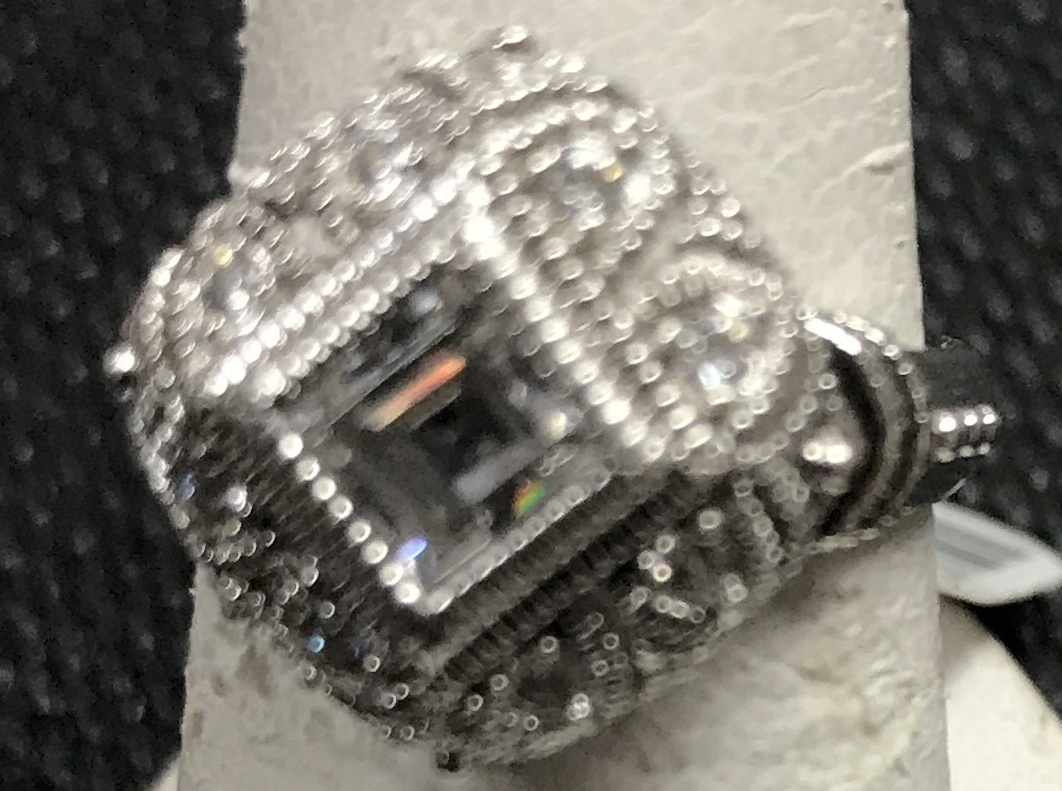 STERLING SILVER 2.60 DWT SIZE 5.25