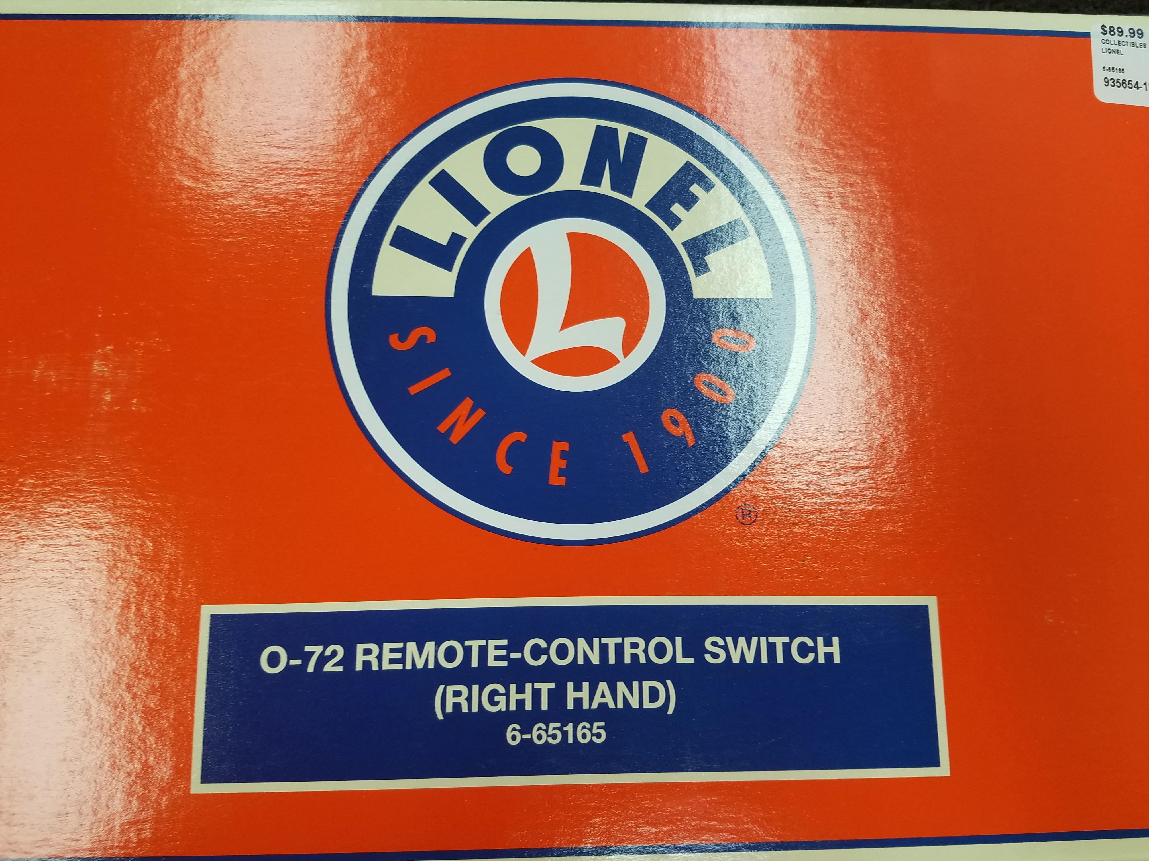 LIONEL  6-65166