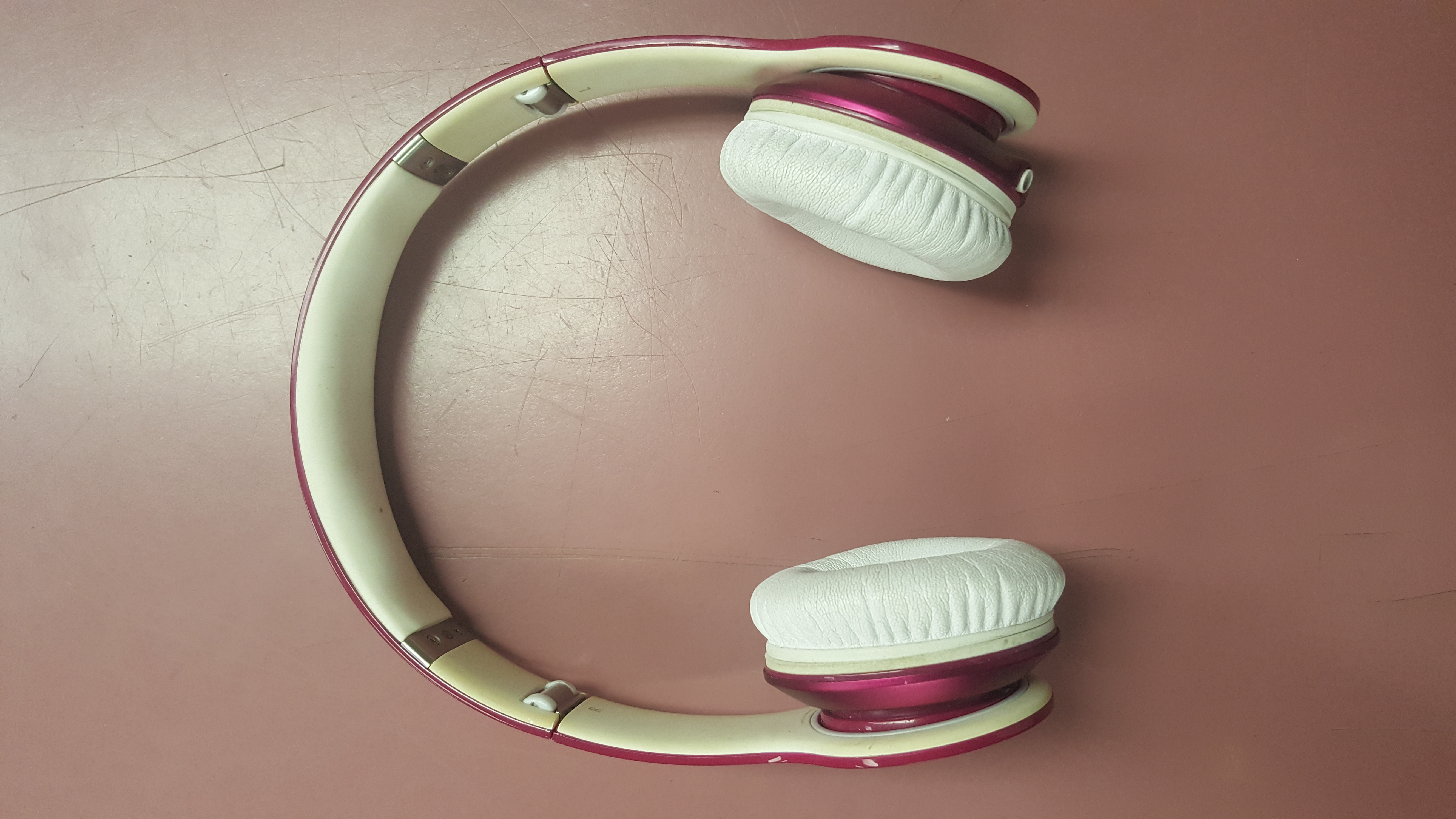 PINK BEATS AS IS