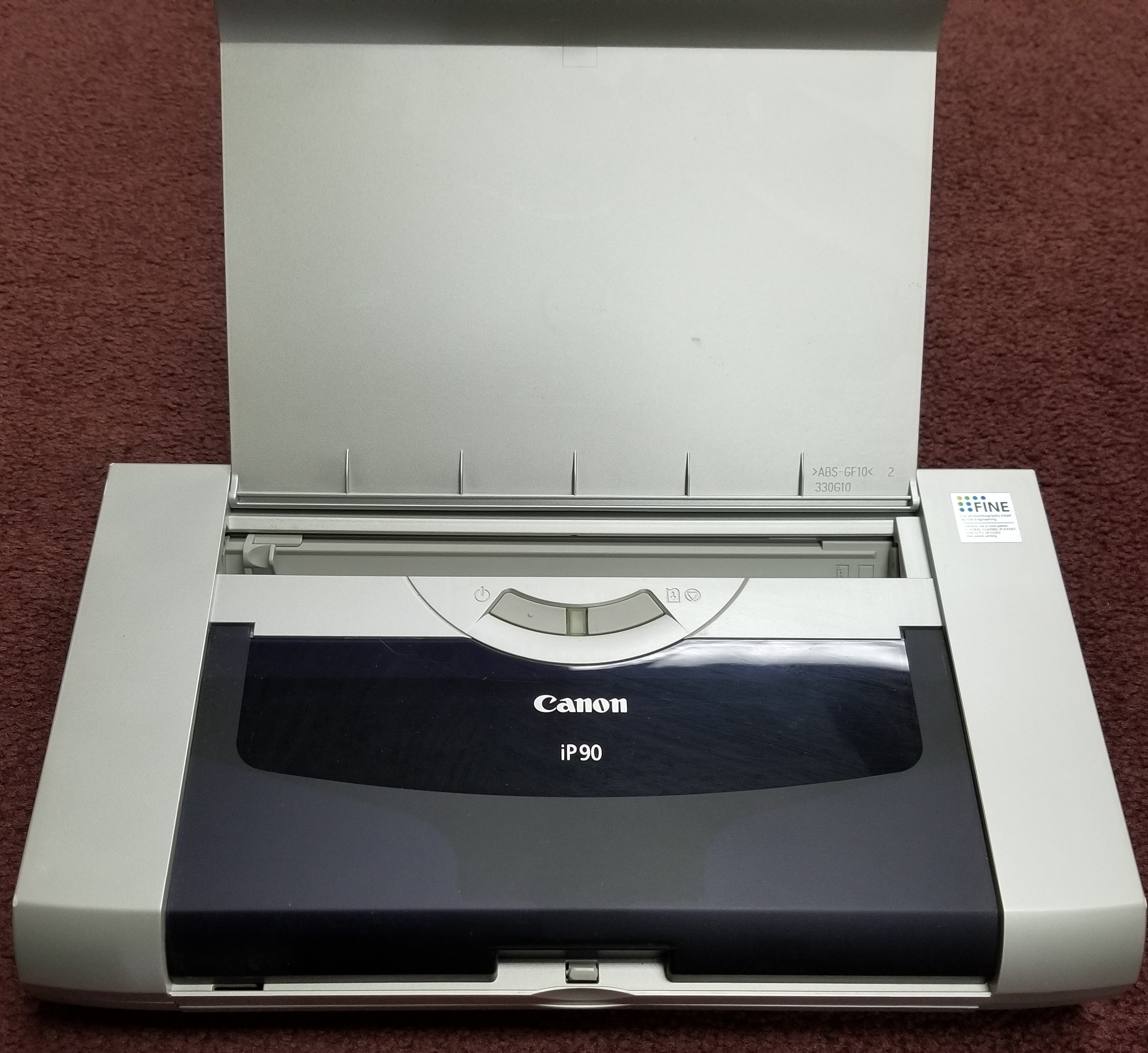 CANON PORTABLE PHOTO PRINTER