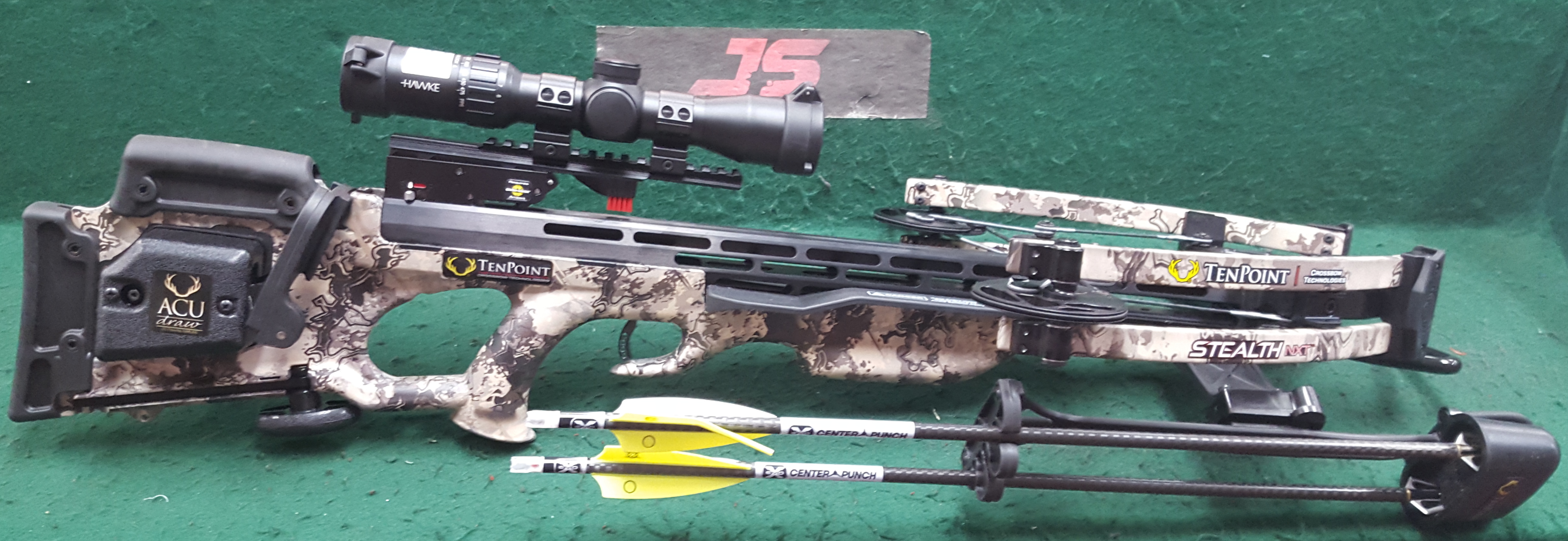 TEN POINT  STEALTH NXT  CROSSBOW
