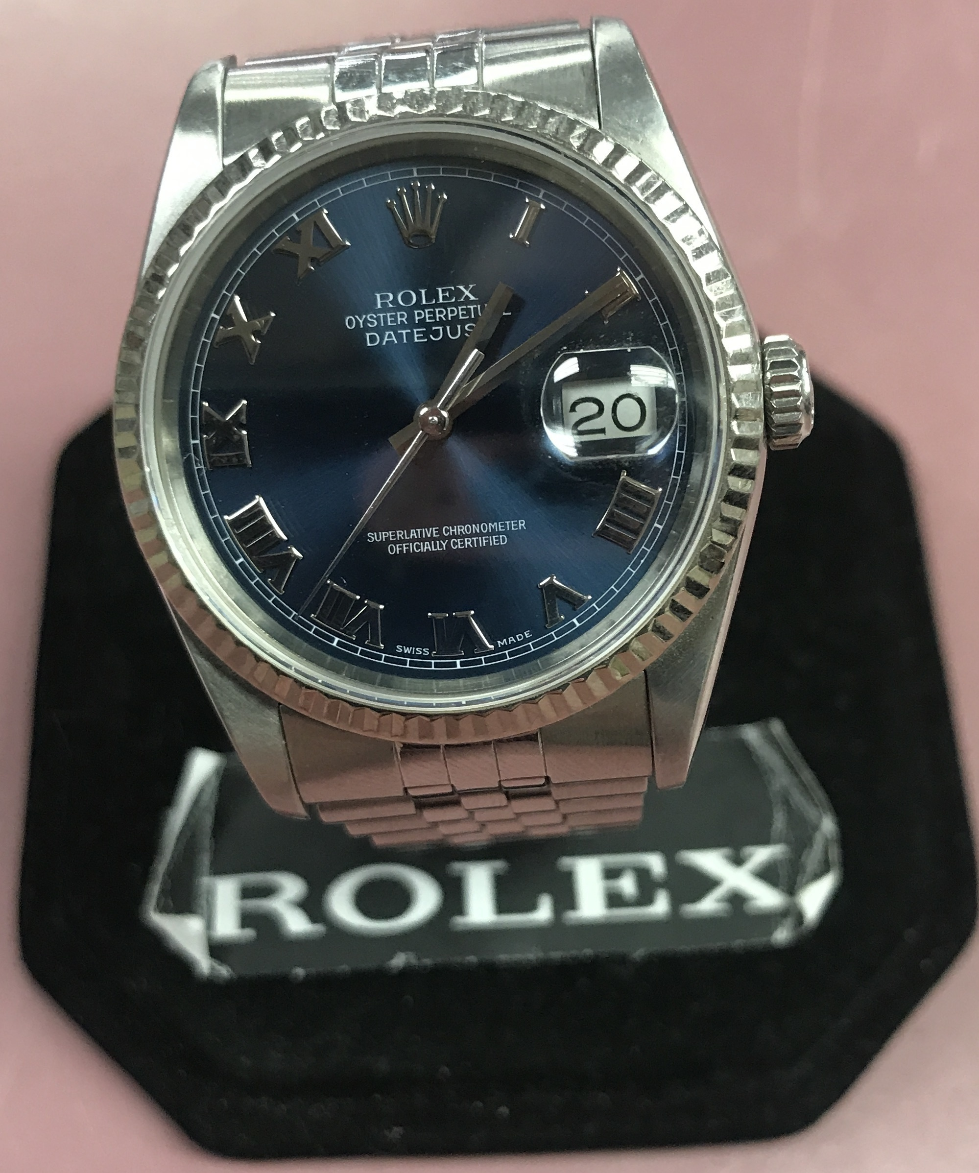 ROLEX  16234 WATCH JEWELRY