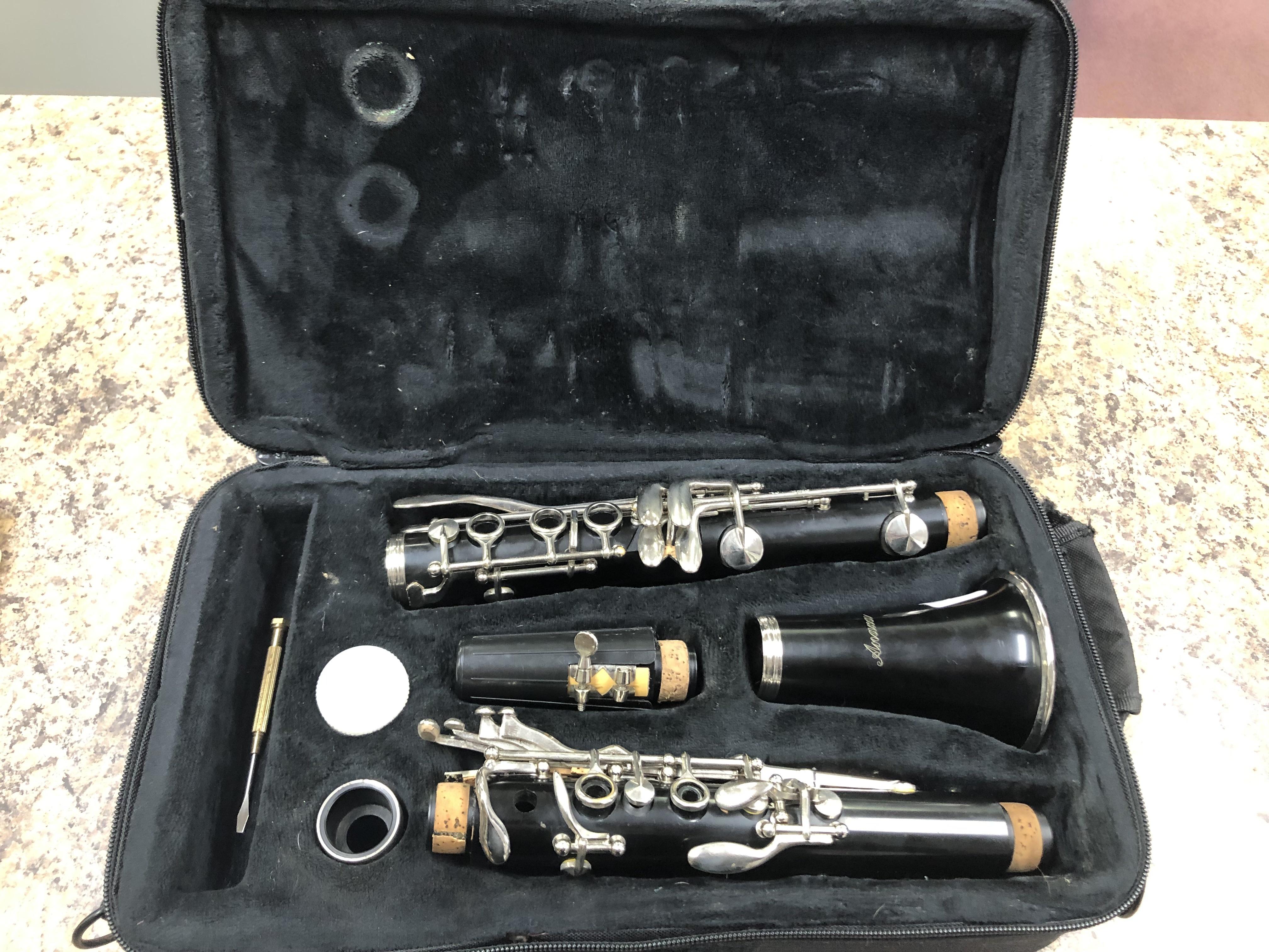 ANAXA  Clarinet