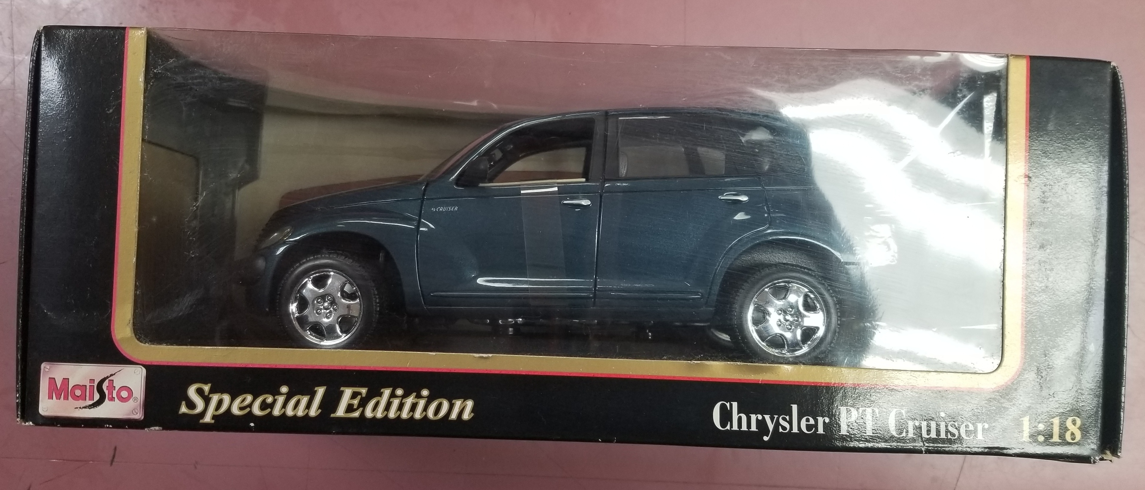 MAISTO - CHRYSLER PT CRUISER