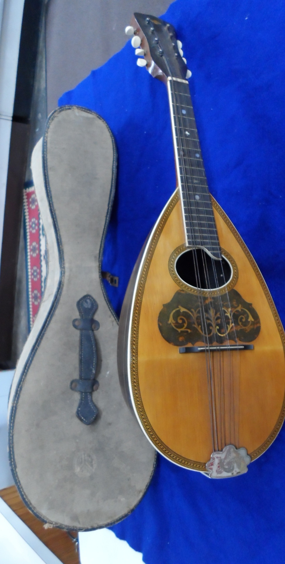- NMN - MANDOLIN MUSICAL INSTRUMENTS