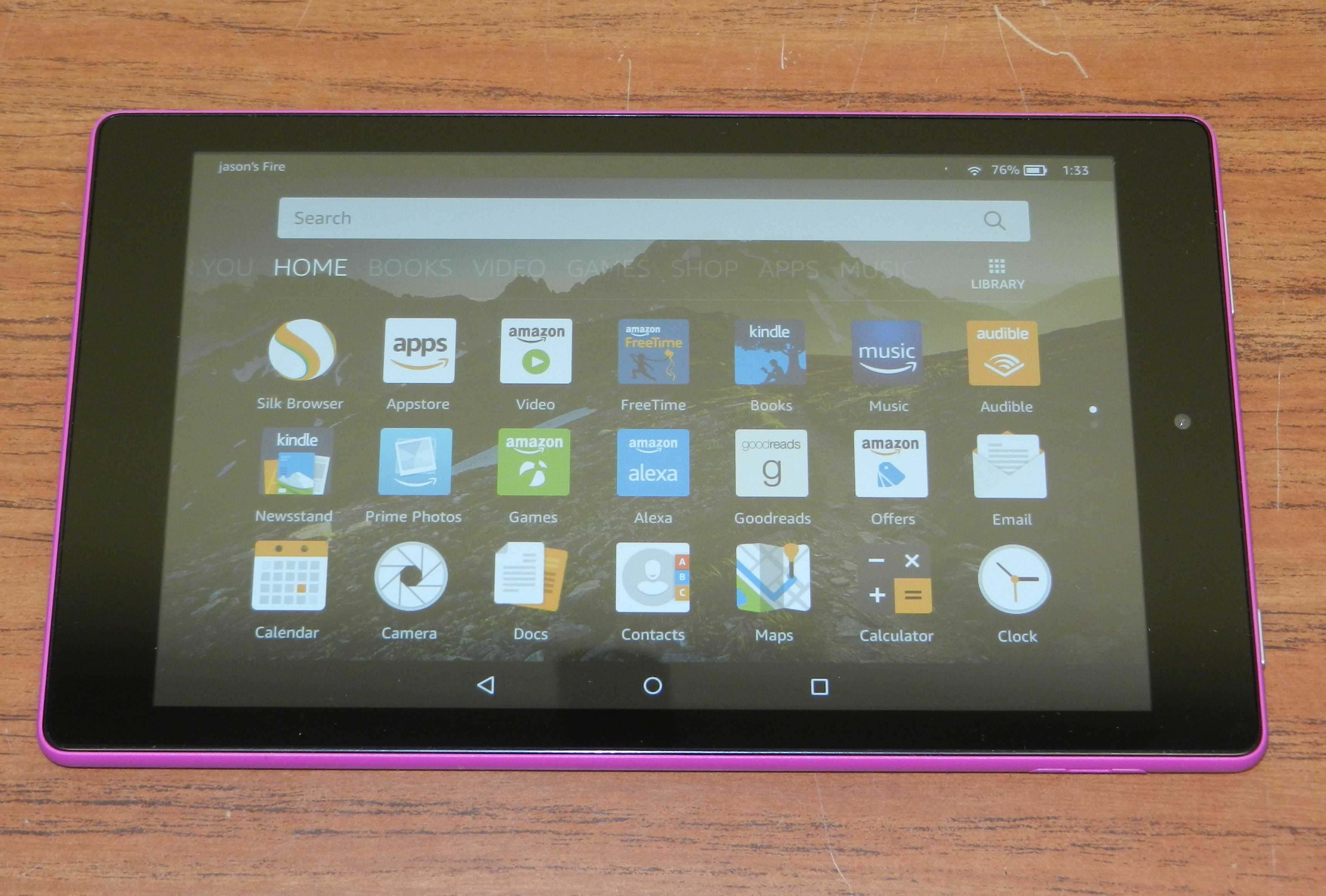 AMAZON - FIRE HD 8 PR53DC
