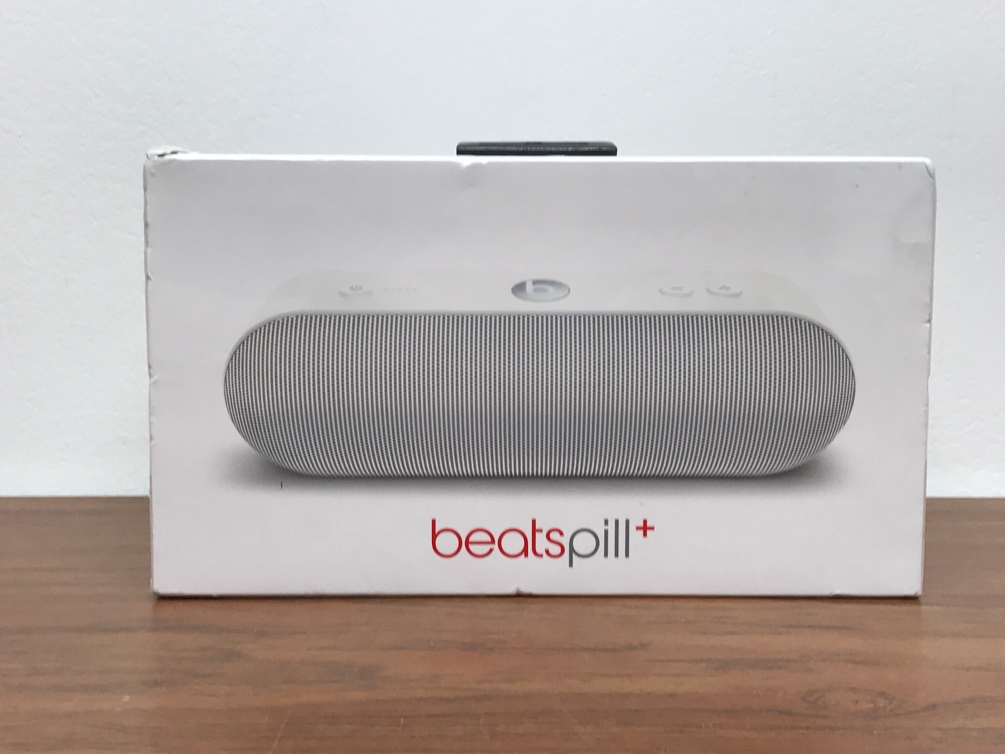 BEATS - PILL + (ML4P2/A) - BLUETOOTH SPEAKER NEW
