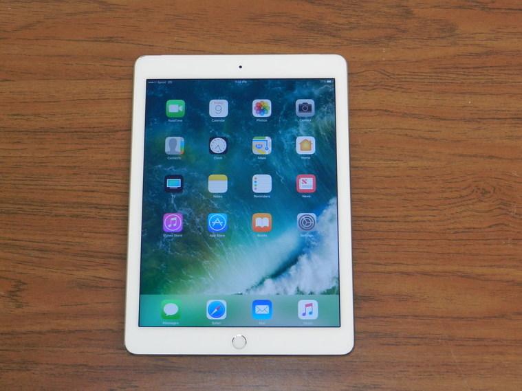 Apple iPad Air 2 16GB Silver WiFi+Cellular (Sprint/MGHA2LL/A) BAD IMEI ***NiCE!!