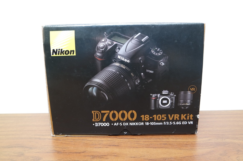 NIKON D7000 DSLR DX 18-135MM 1:3.5 - 5.6G ED 16.2MP D SERIES