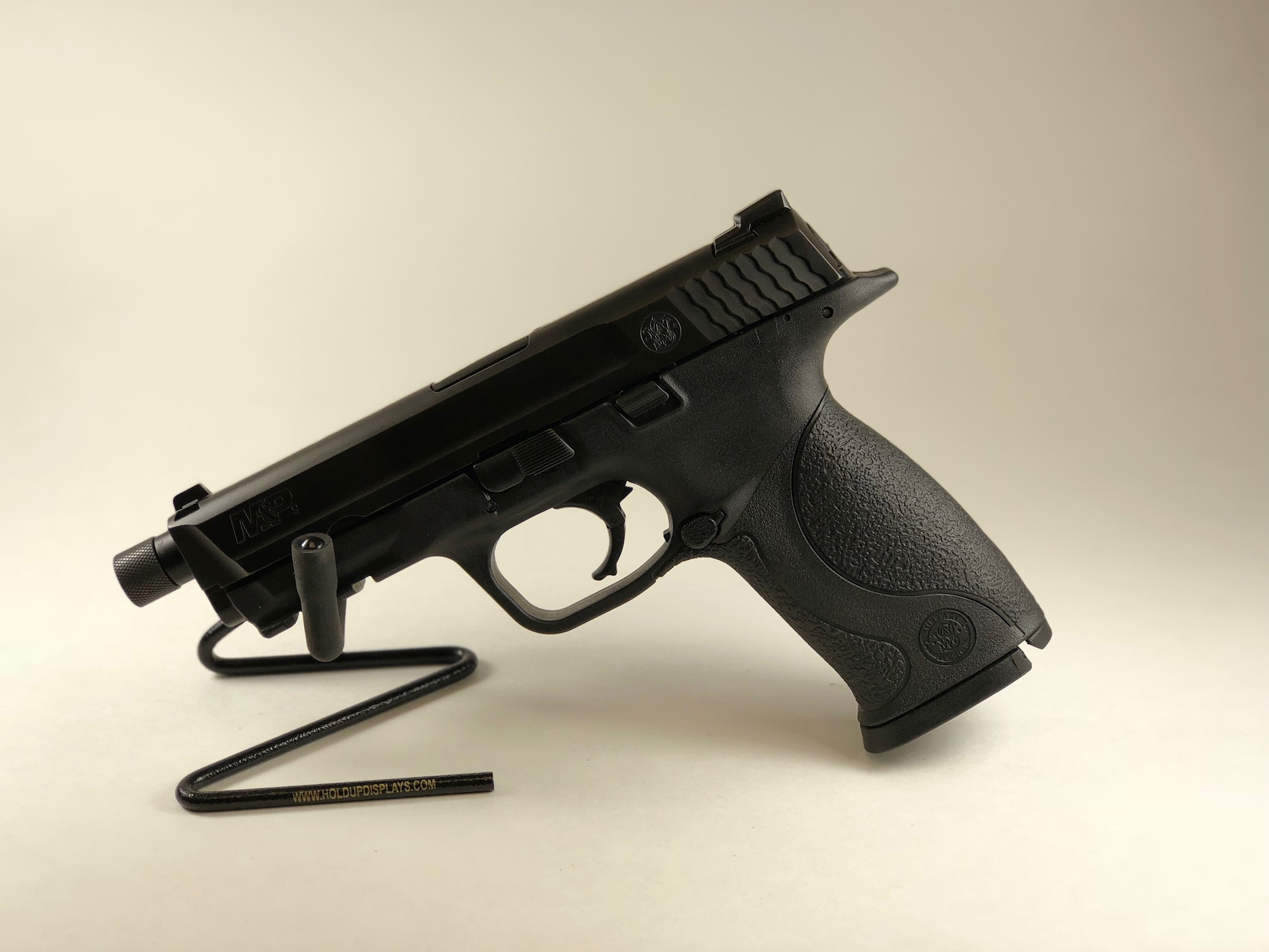 SMITH & WESSON M&P 9 Threaded Barrel w/ 1 Mag 17+1 Pre Owned