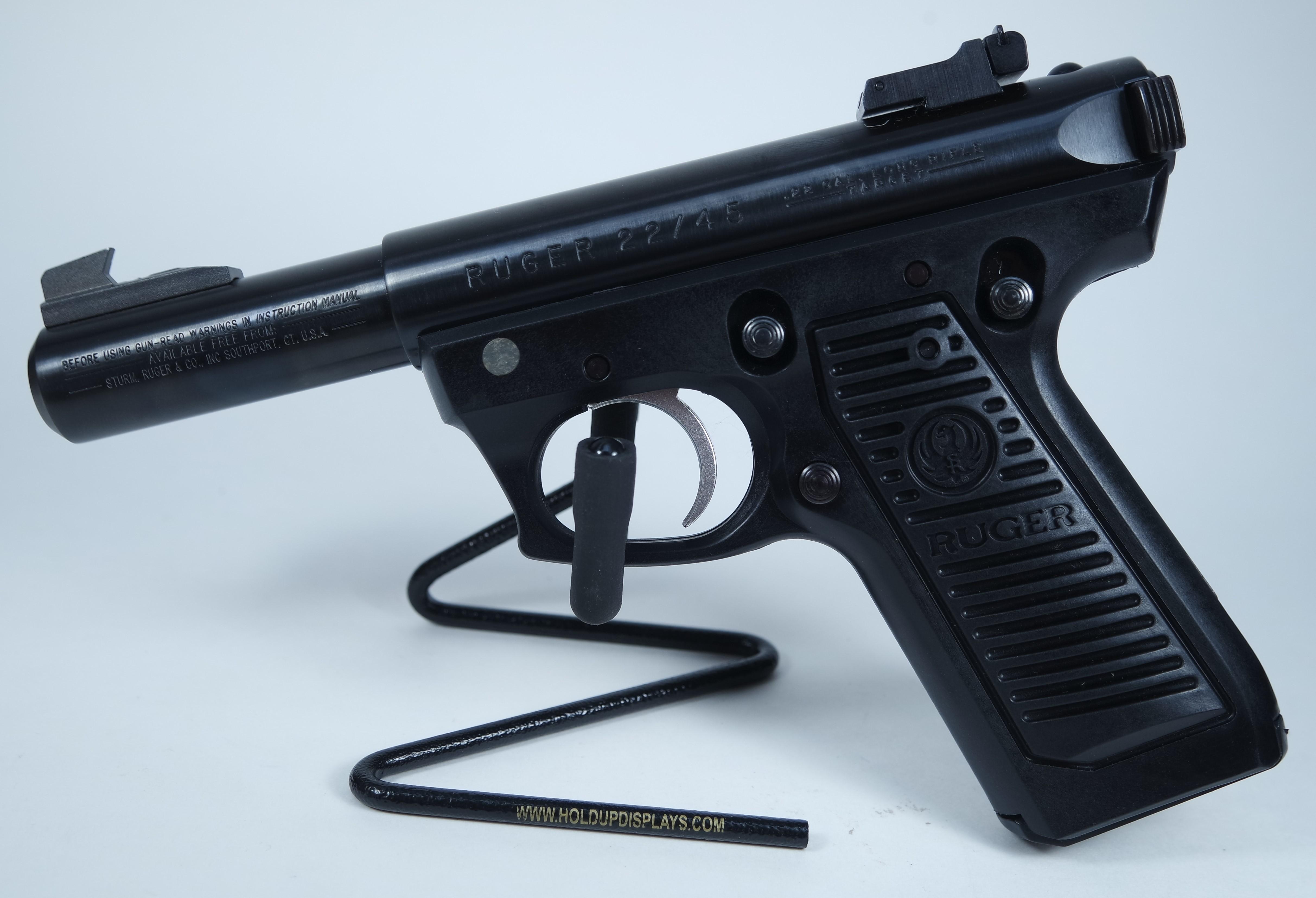 Ruger 22/45 Target 22LR 4