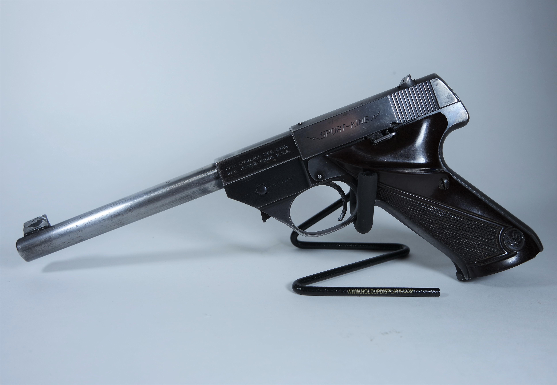 Vintage Hi Standard Sport-King SK-100 .22LR 6