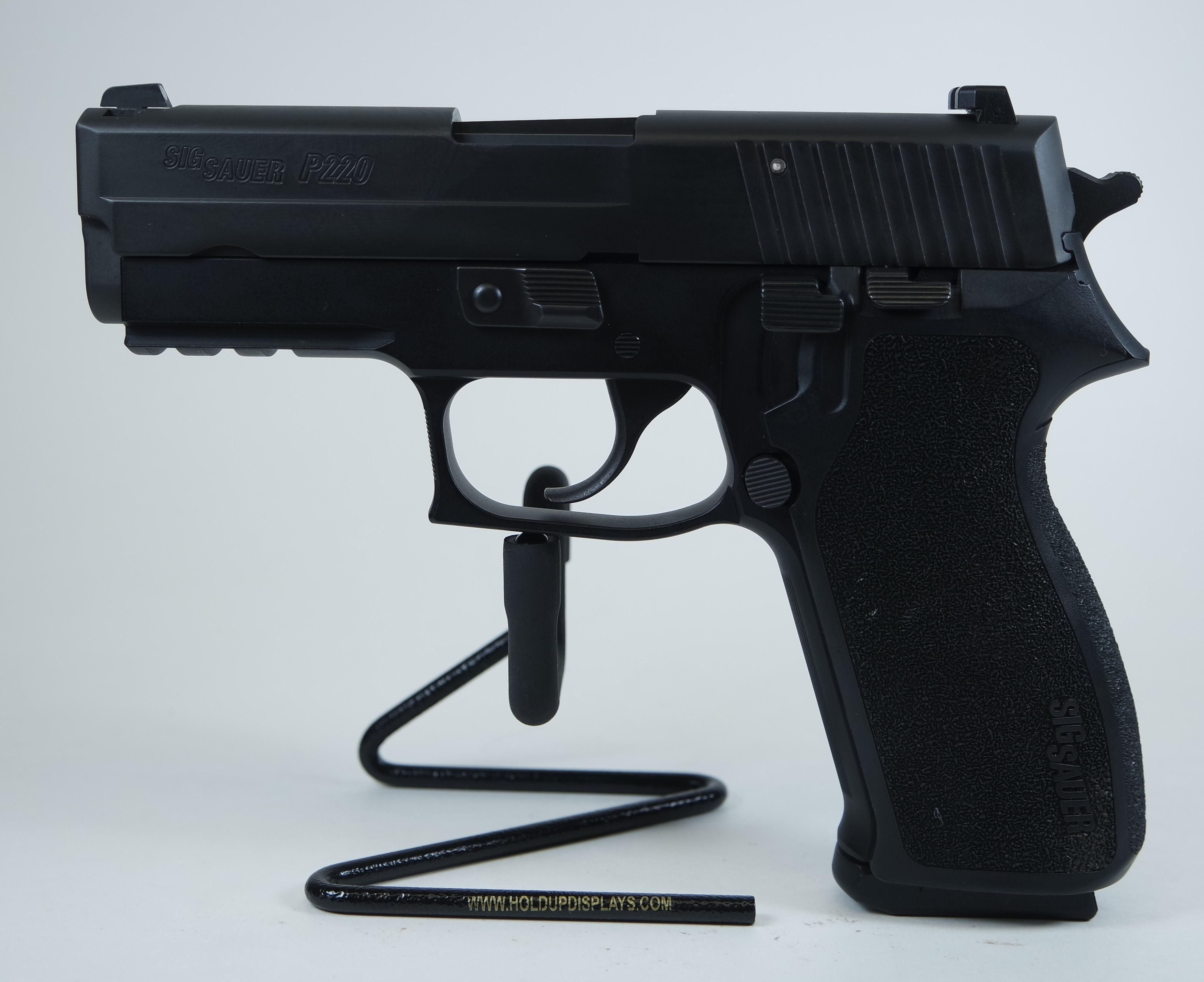Sig Sauer P220 Nitron Full-Size .45 Auto Sig Used