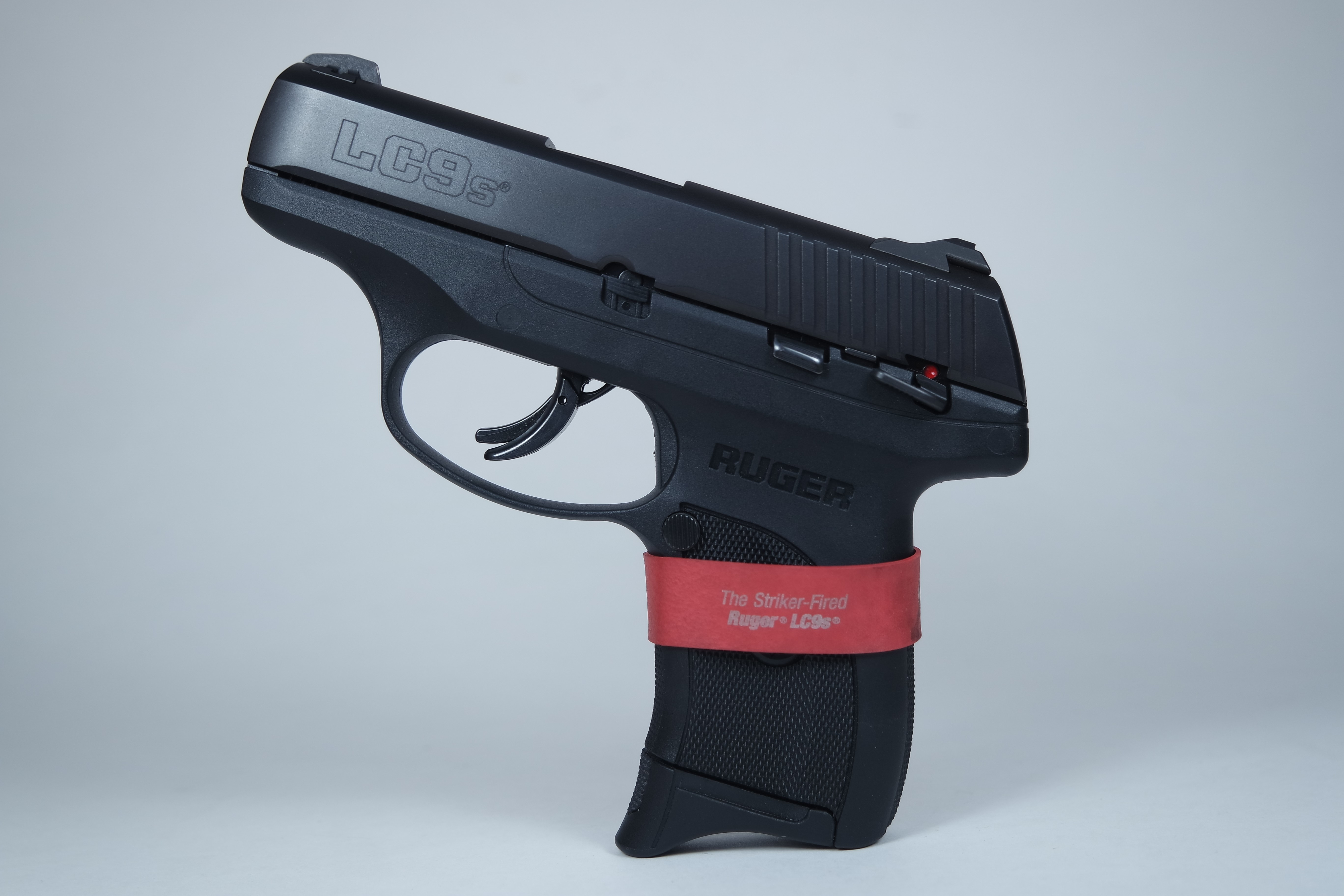 Ruger LC9s 9mm 3.12-inch 7Rd Striker Factory New
