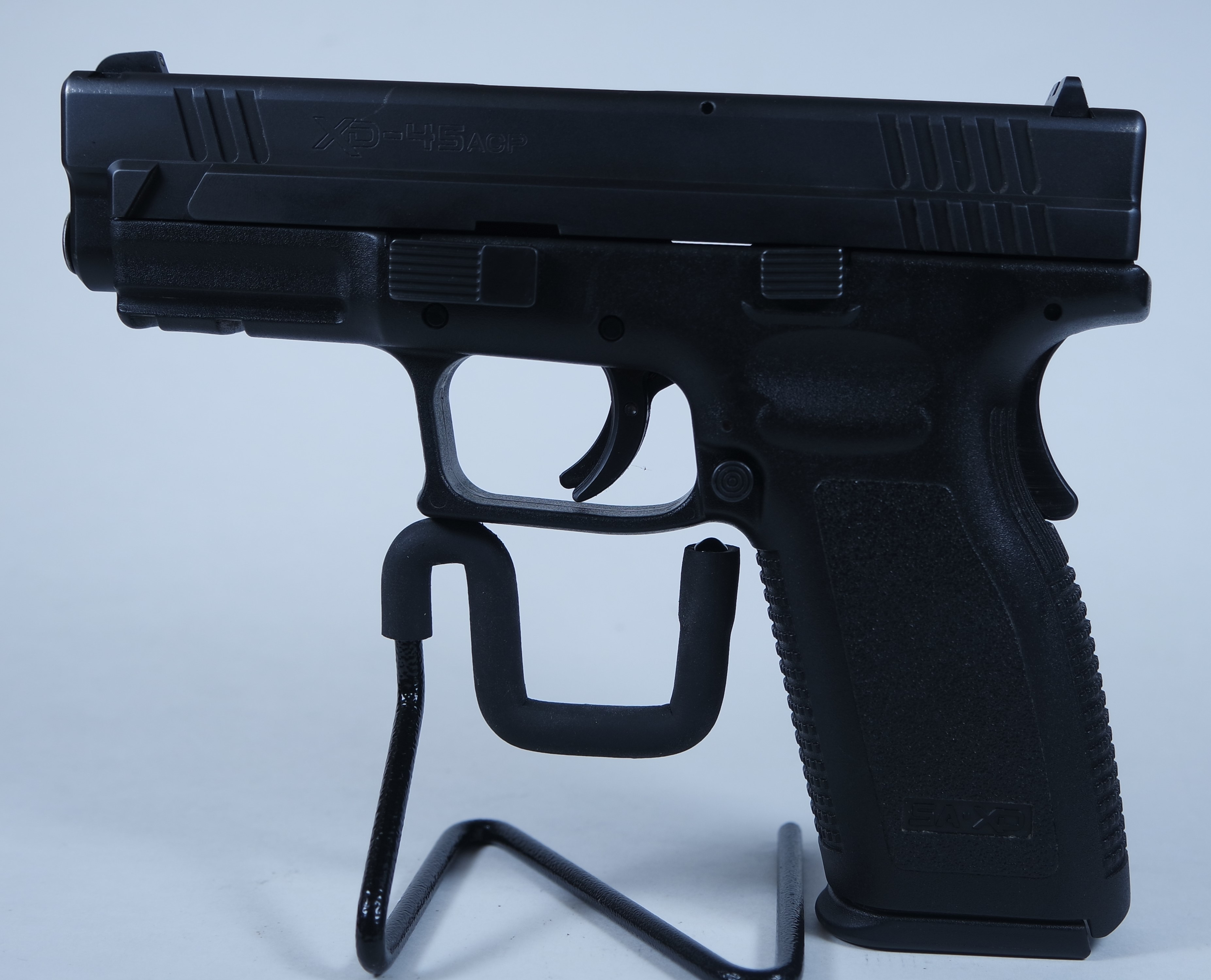Springfield XD45 Semi-Auto Pistol .45ACP Double Action  4