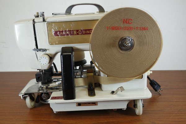 Carpet Binding Machine Home Plan
