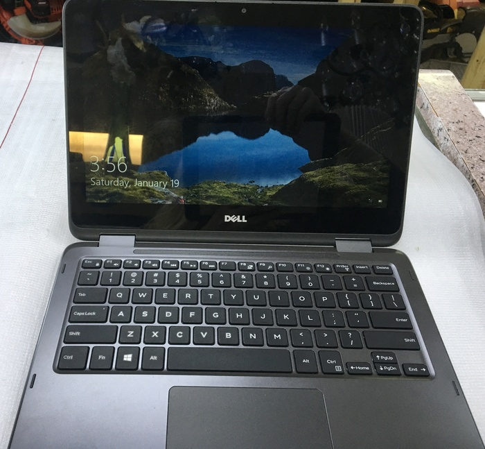 DELL INSPIRON LAPTOP TABLET CONVERTIBLE MODEL P25T
