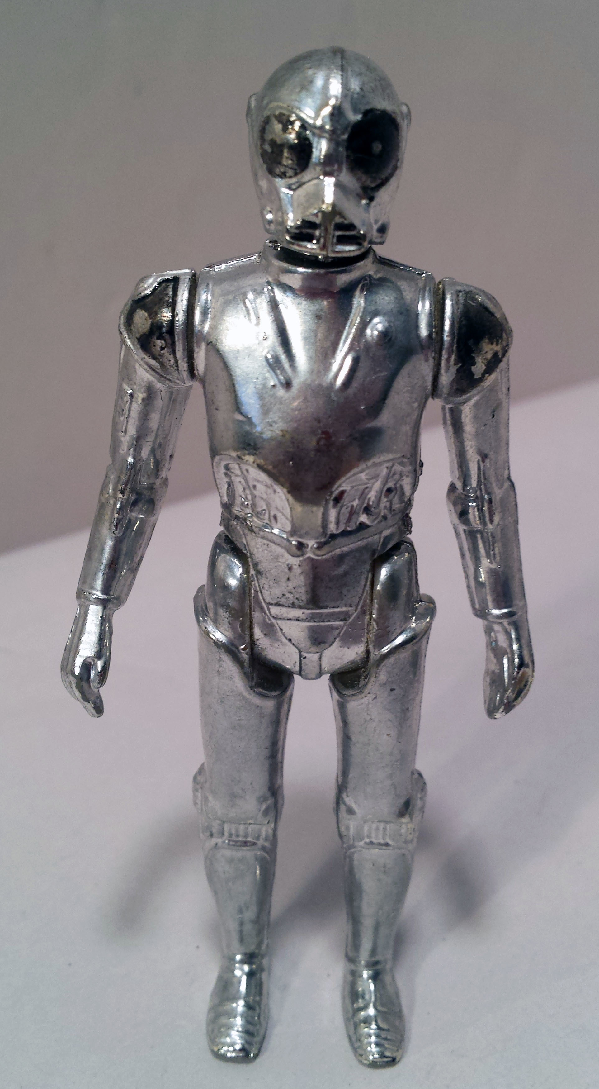 1978 Kenner STAR WARS Vintage DEATH STAR DROID Original Figure - Loose