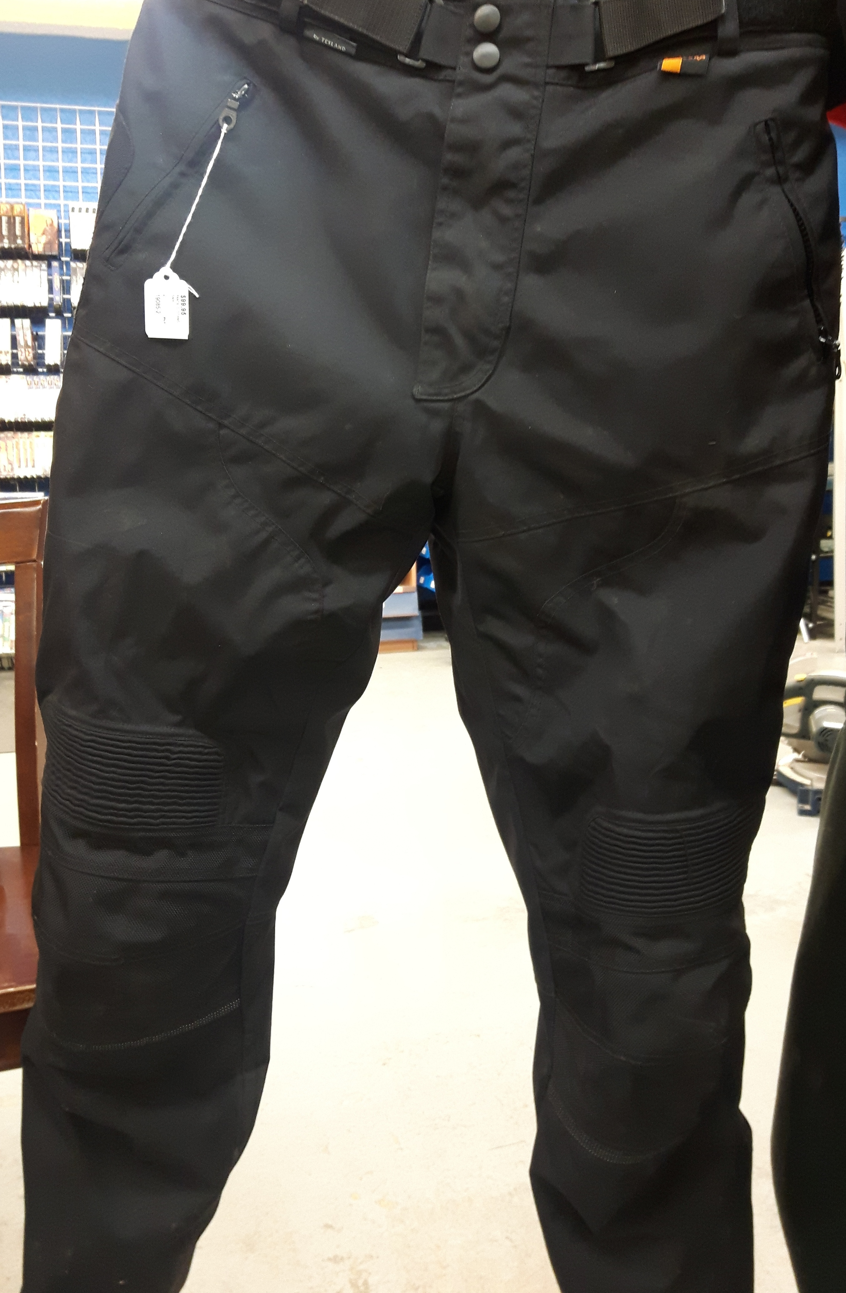ONIX - XL - PANTS CLOTHING RIDING