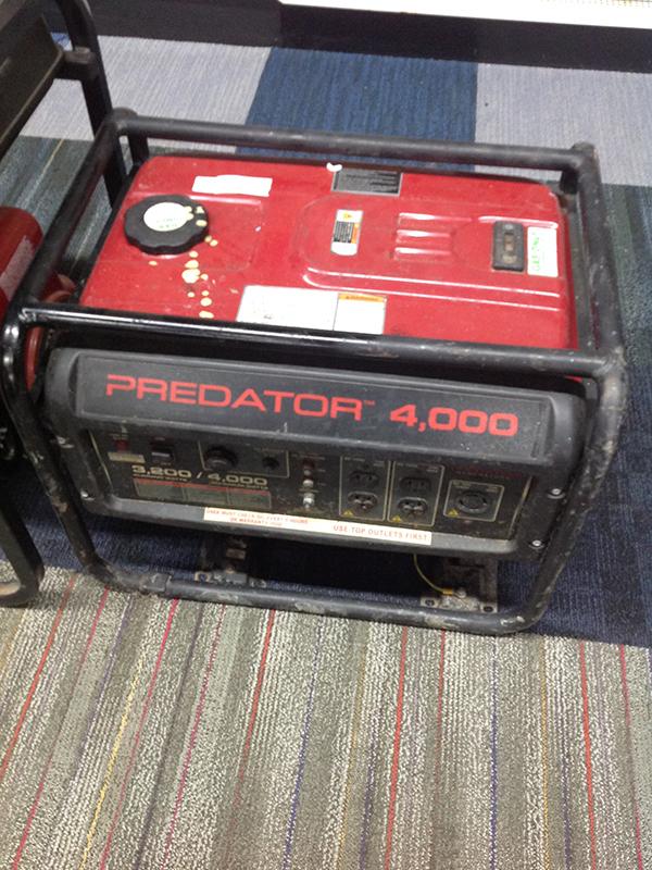 PREDATOR - 4000 - GENERATOR