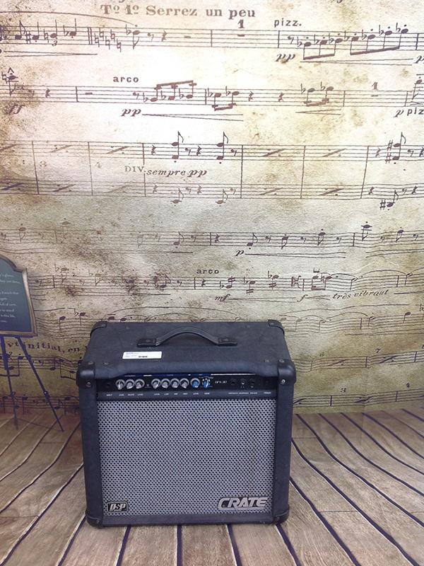 CRATE - GFX30 - GUITAR AMP MUSIC ACCESSORY