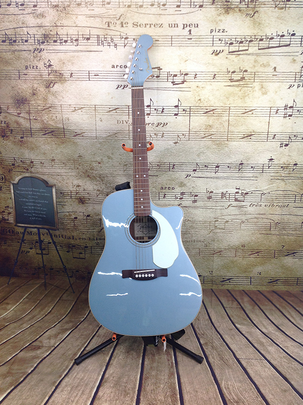 FENDER - CALIF SERIES - GUITAR MUSICAL INSTRUMENT