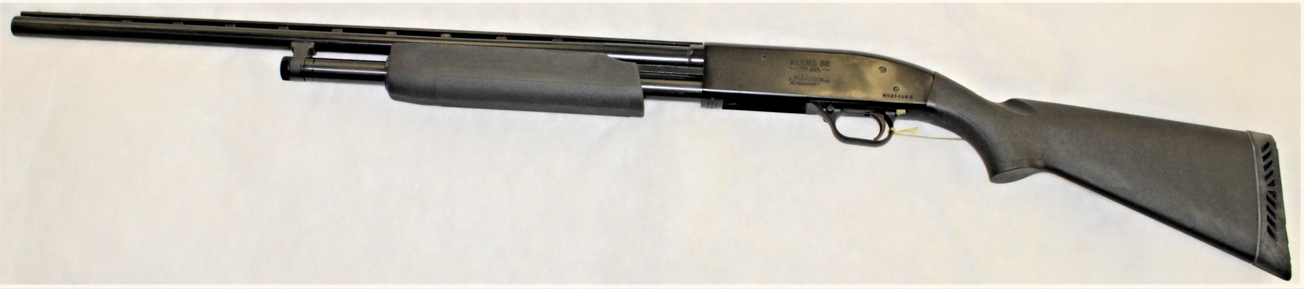 MAVERICK - MODEL 88 - SHOTGUN
