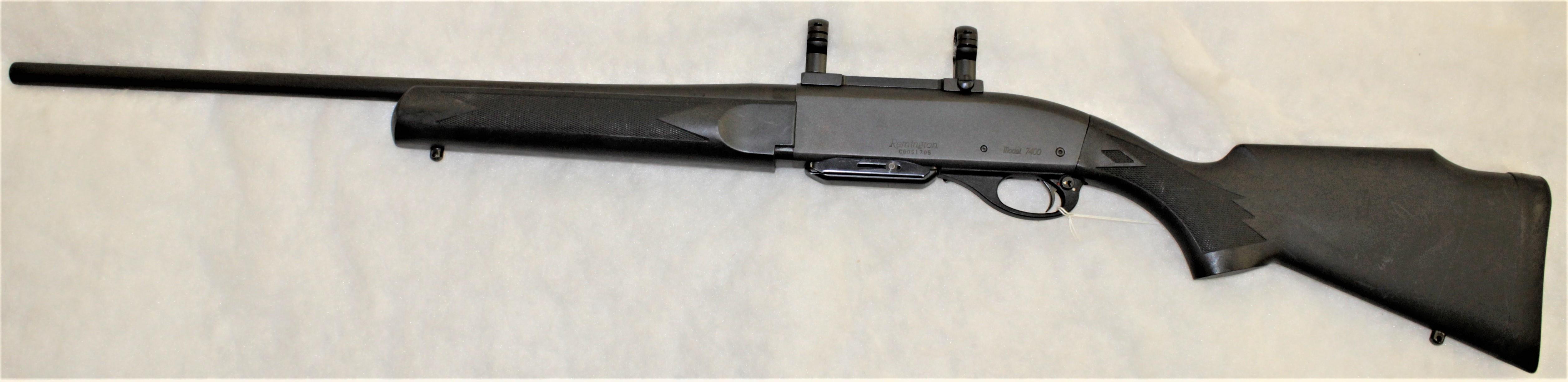 REMINGTON - MODEL 7400 - RIFLE