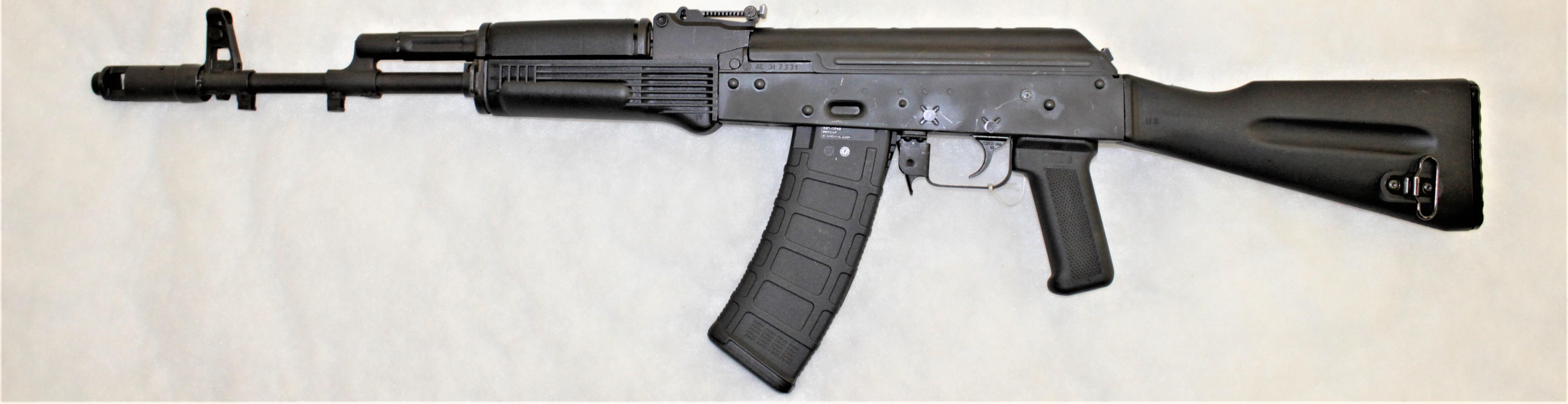 NODAK.SPUD - MODEL AK-74 - RIFLE