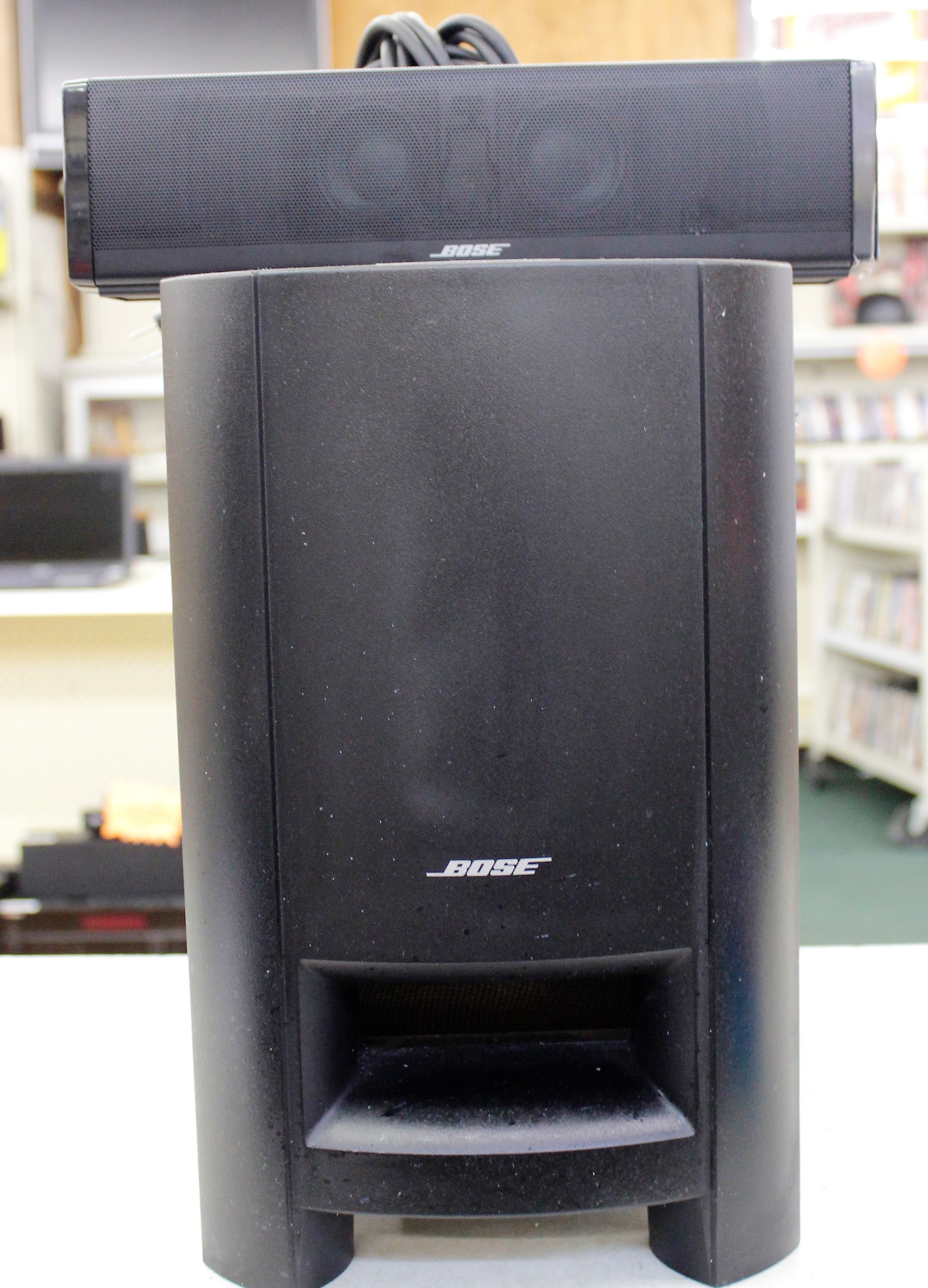 Bose Cinemate 15 Sound System
