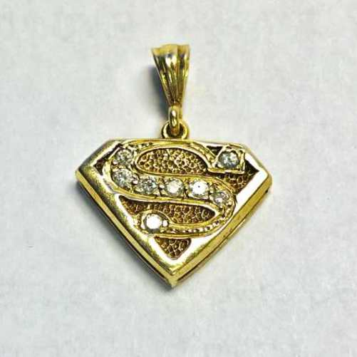 Super Man CHARM JEWELRY