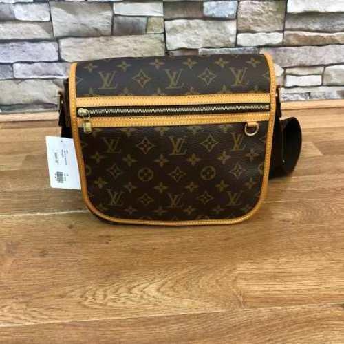 LOUIS VUITTON Bosphore Handbag Purse Pre-Loved and Entrupy Certified