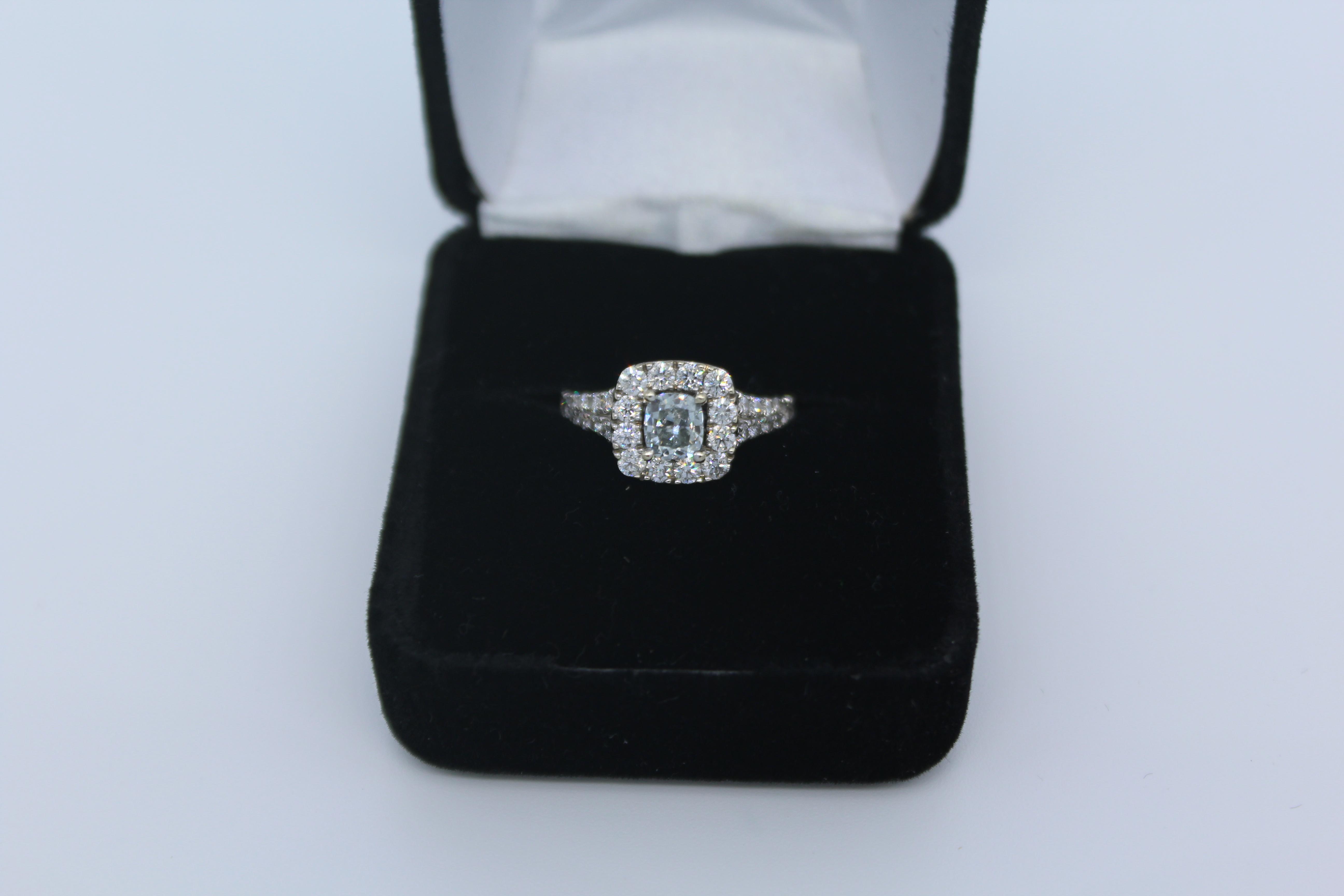 Neil Lane White Gold Diamond Ring