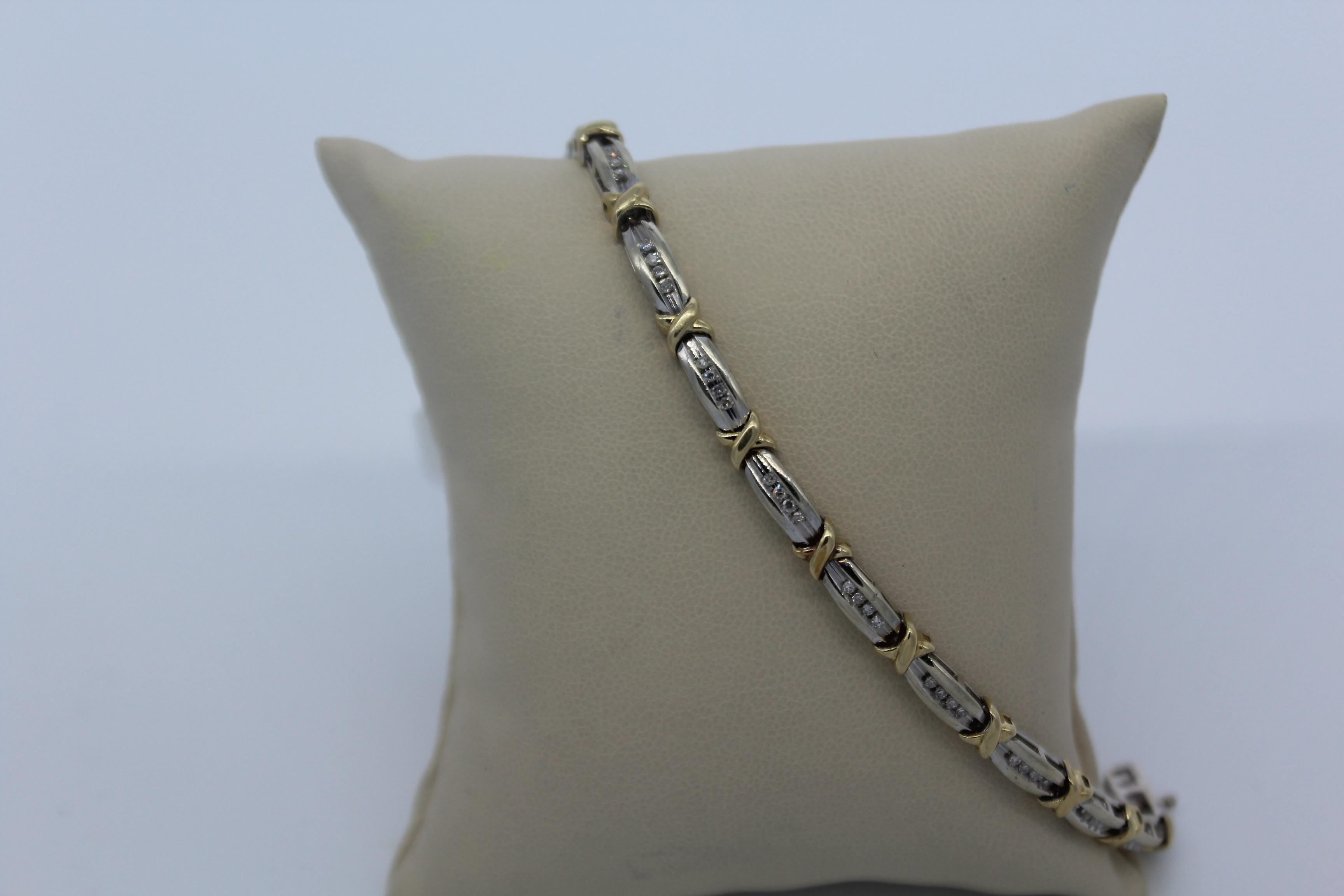 10K Yellow Gold Women's Bracelet