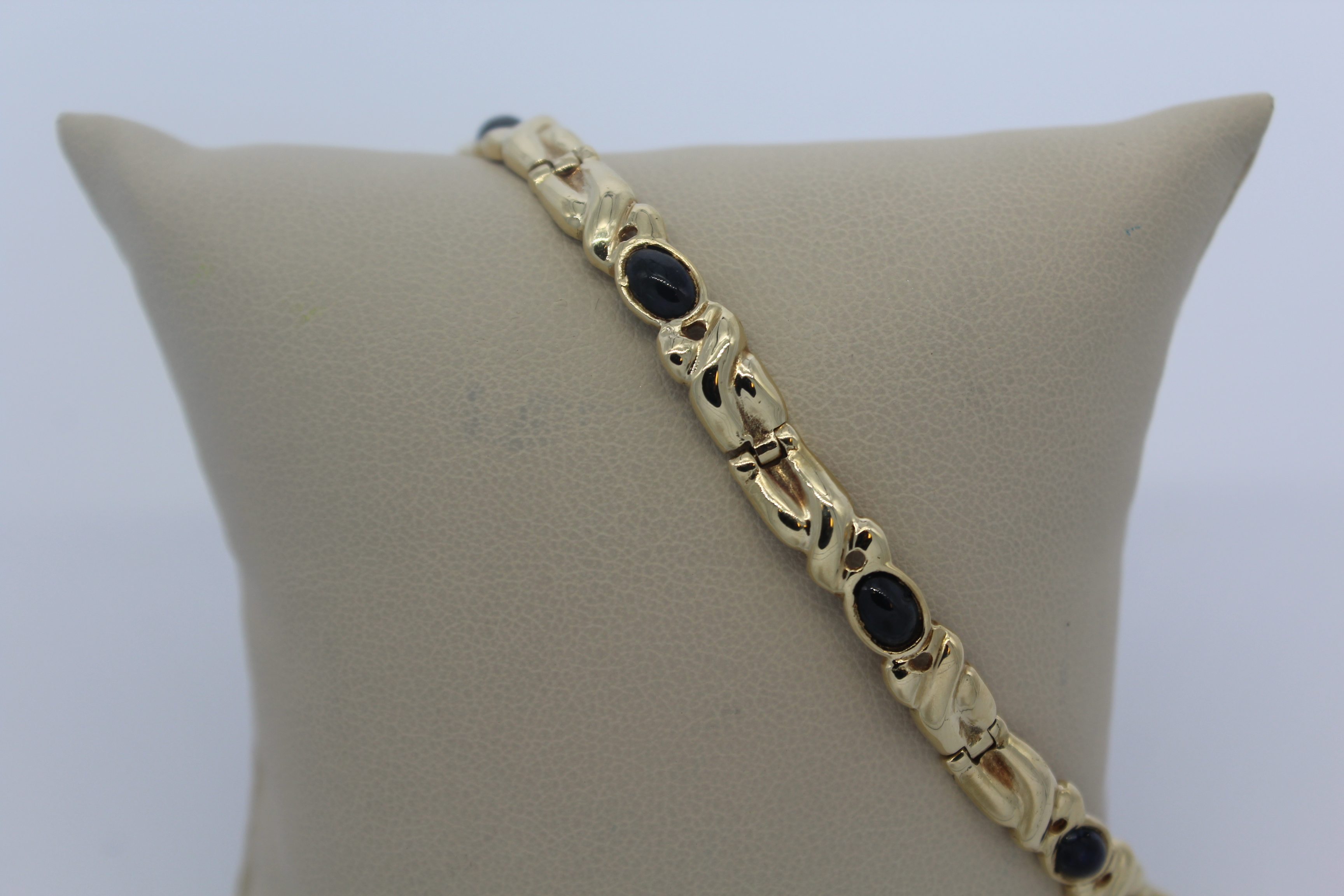 14K Yellow Gold Women's Bracelet