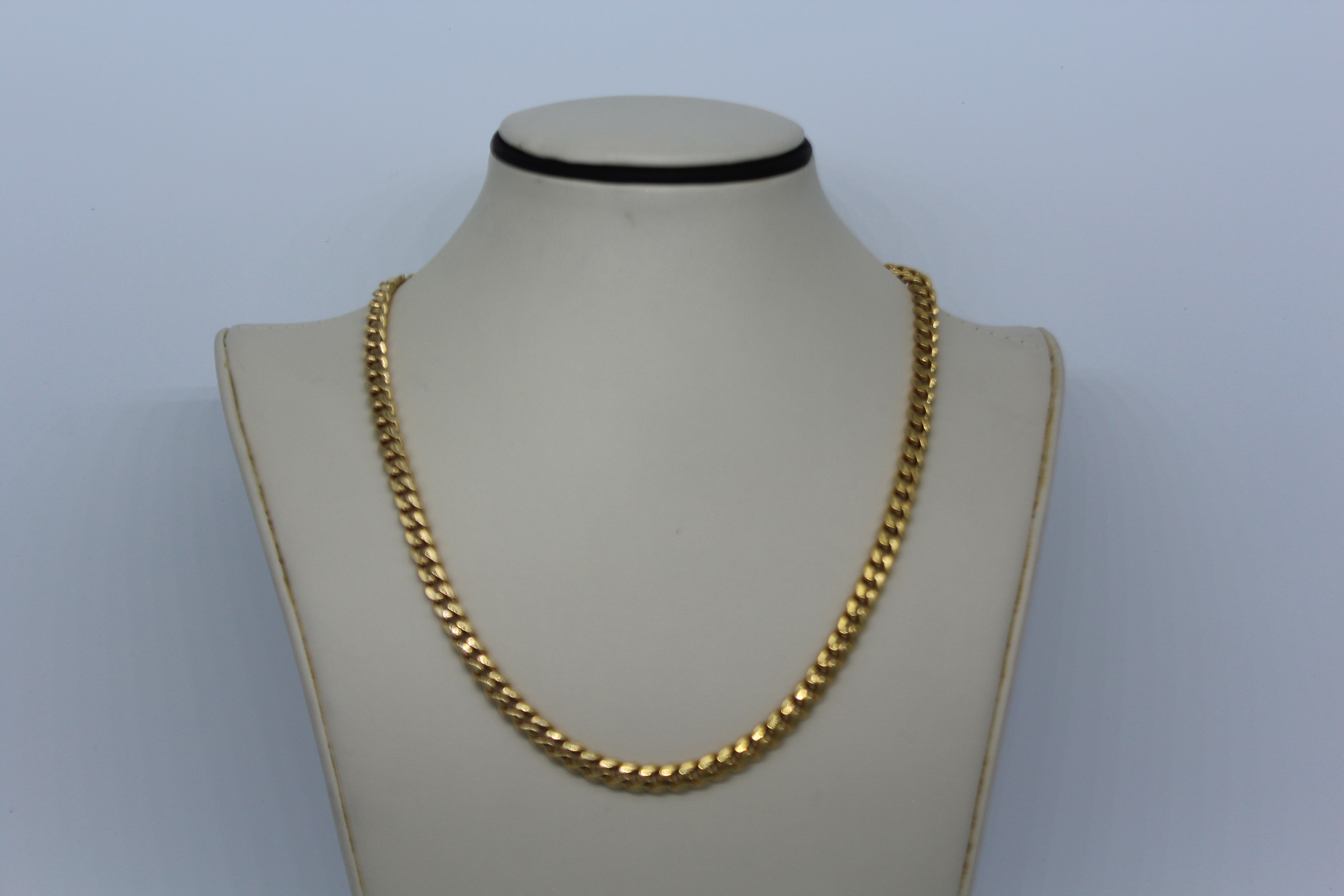 14K Yellow Gold 24