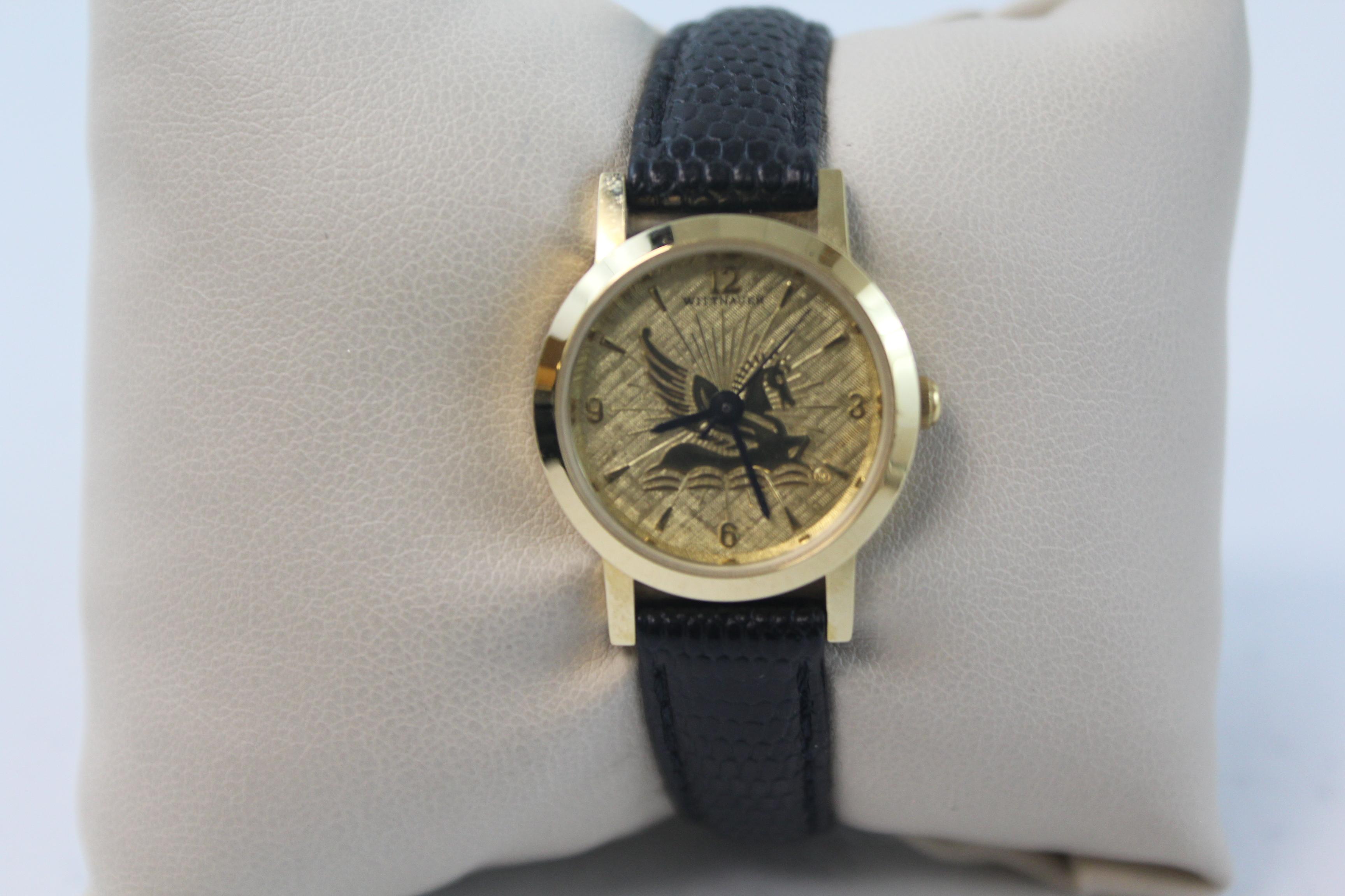 Whittnauer Pegasus Watch