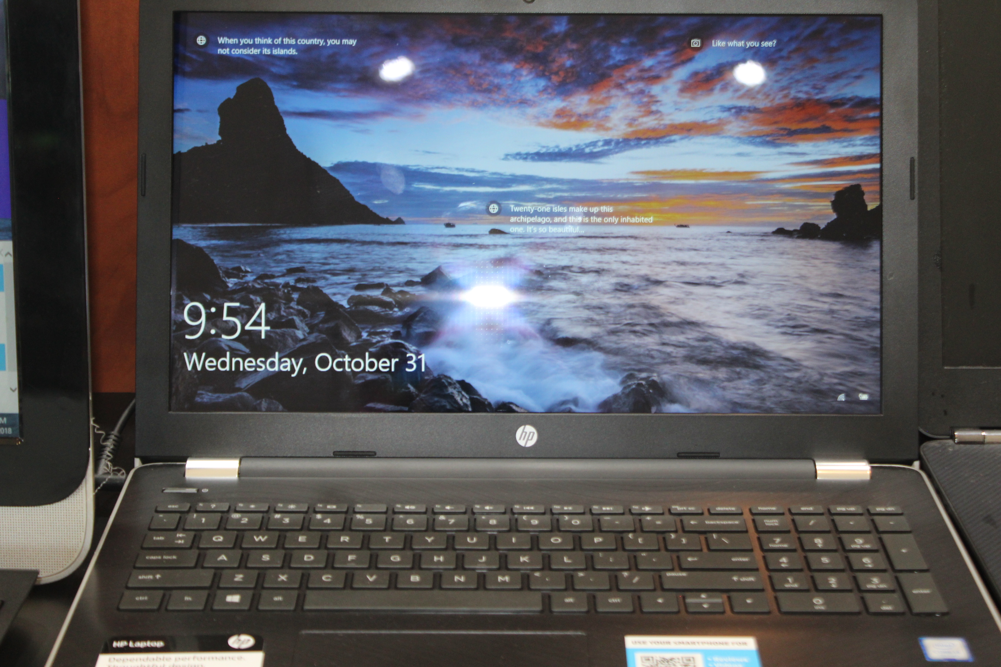 Hewlett Packard 15