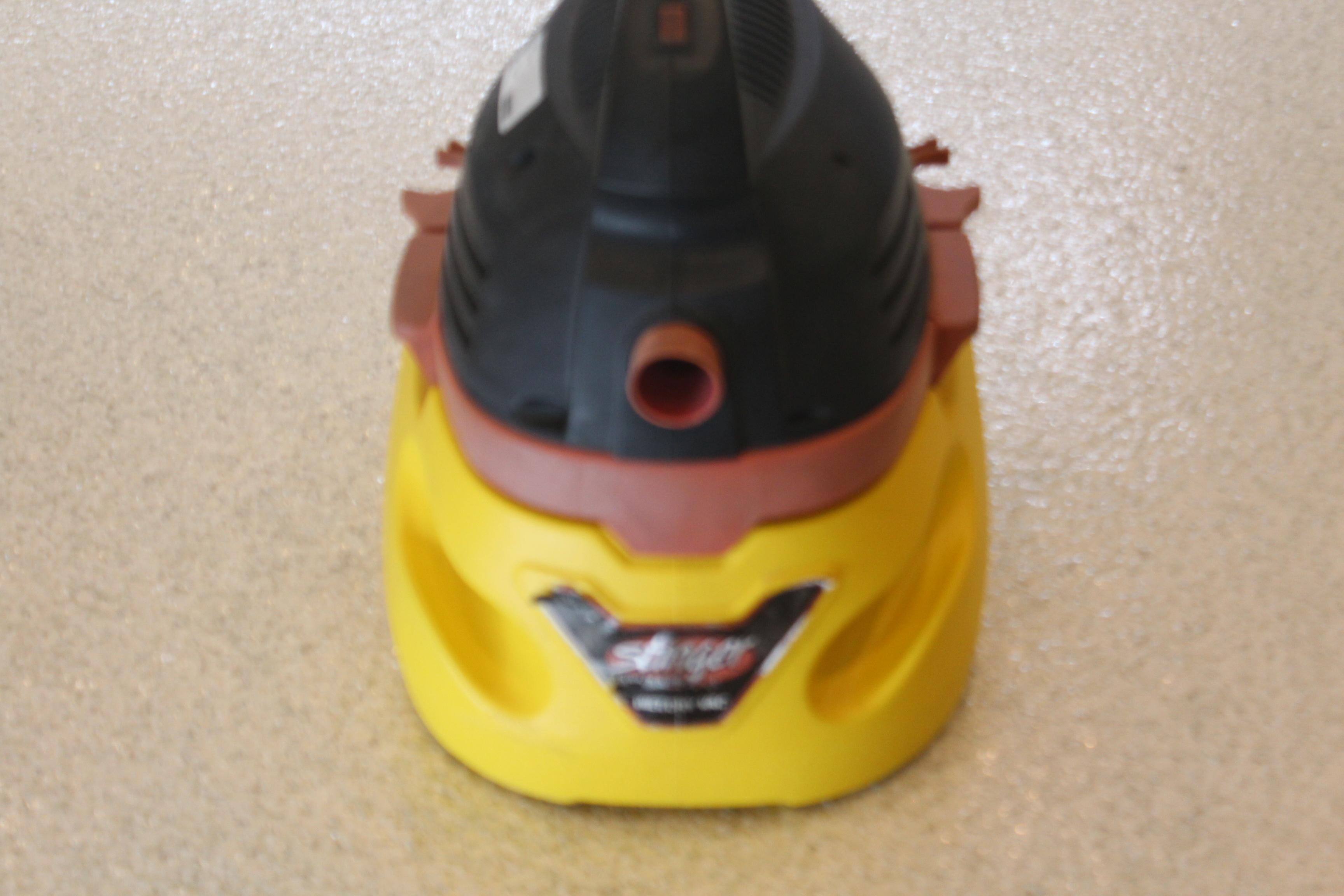 Stinger 5 Gallon Wet/Dry Vacuum