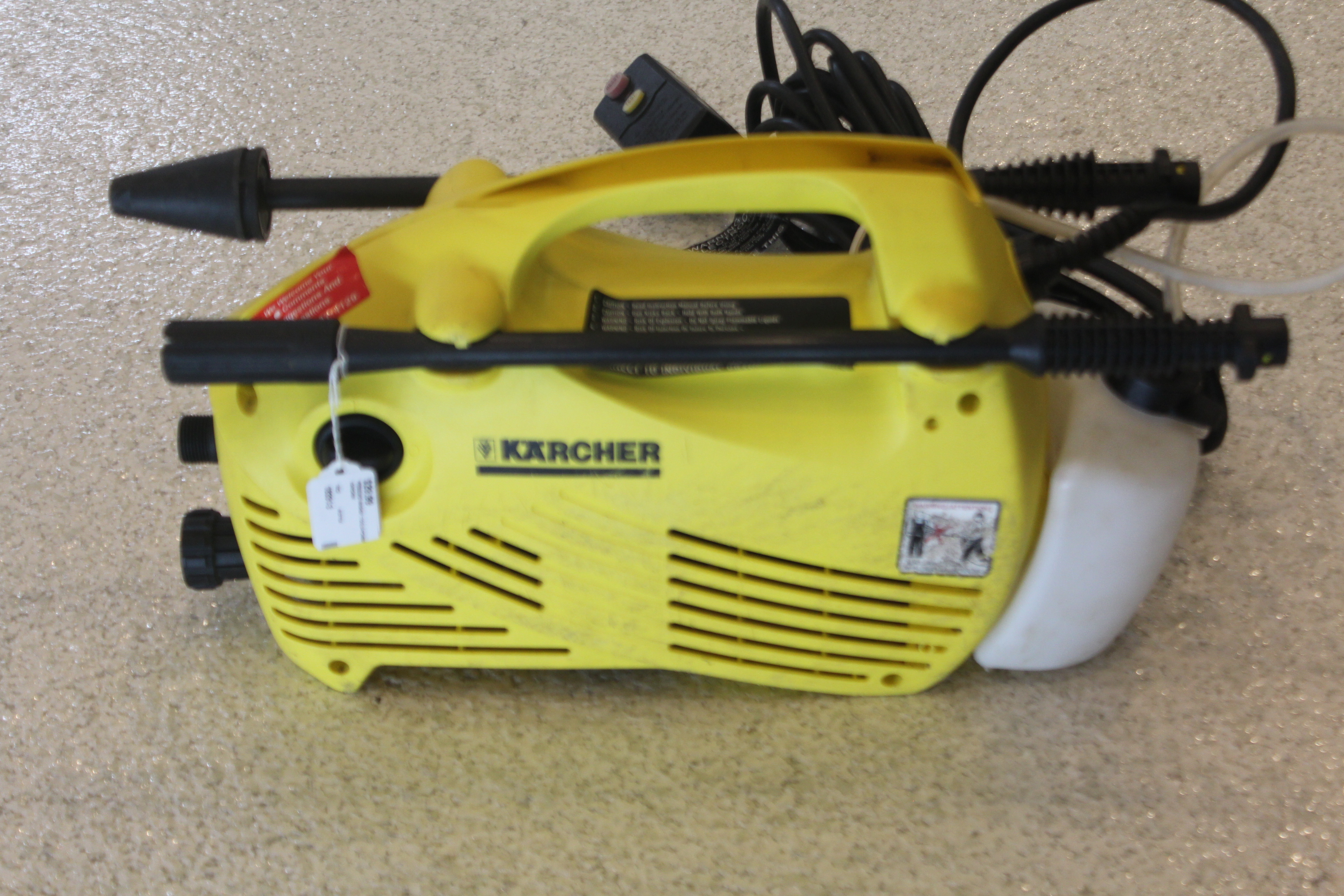 Karcher Hand Held Pressure Washer