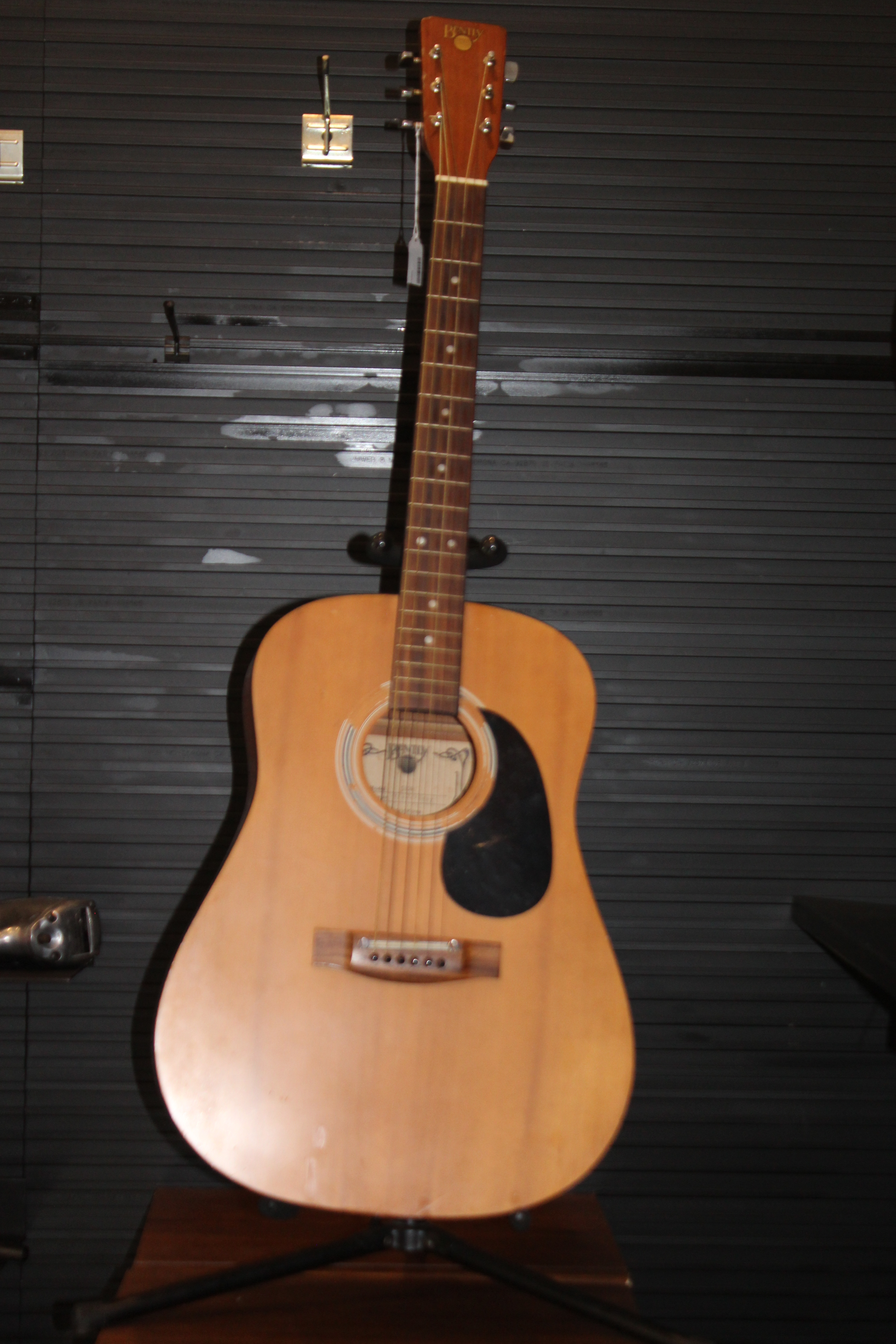Bently Acoustic Guitar