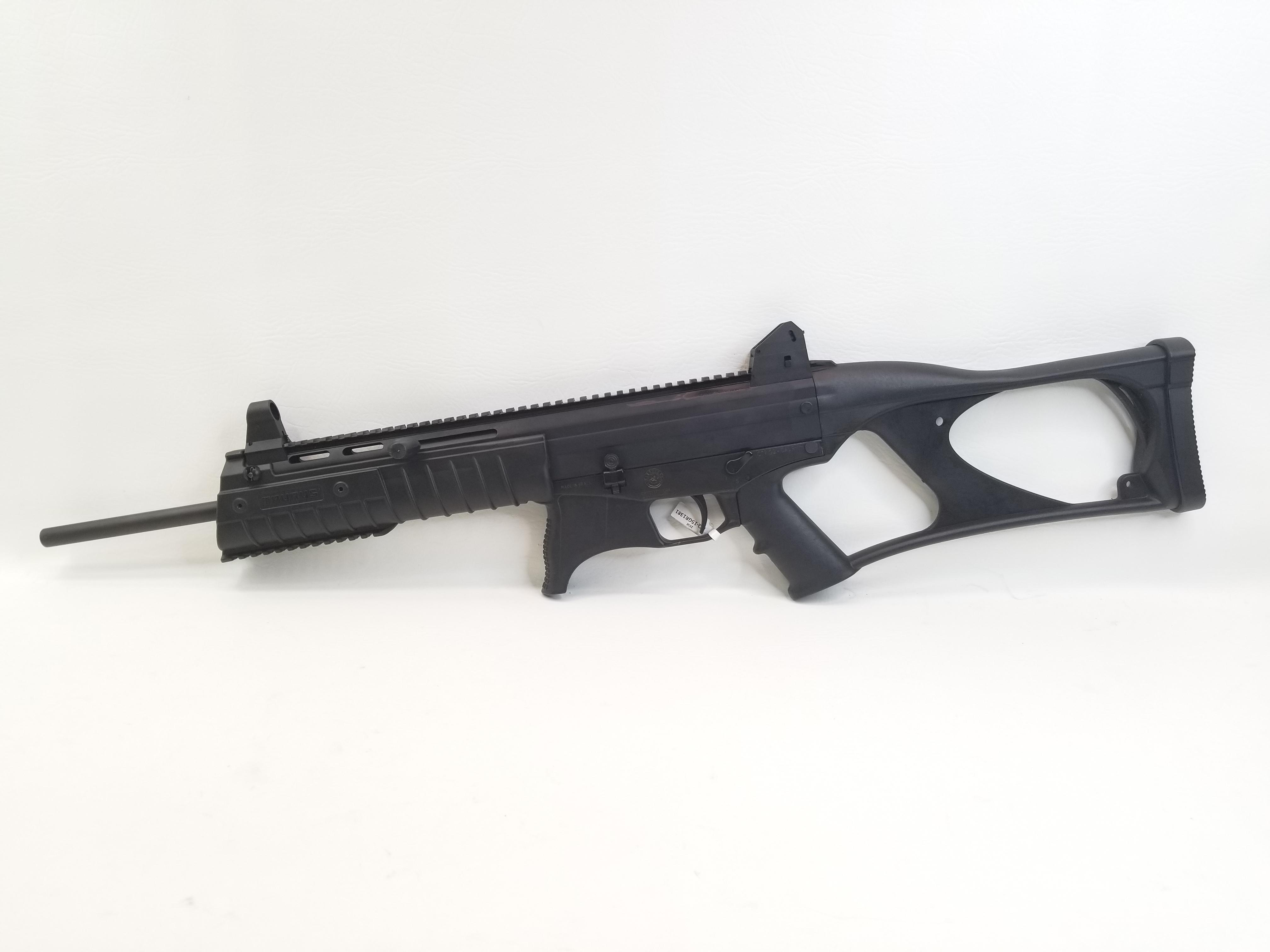Taurus Bolt Action Rifle Model CT9G2 9mm-img-1