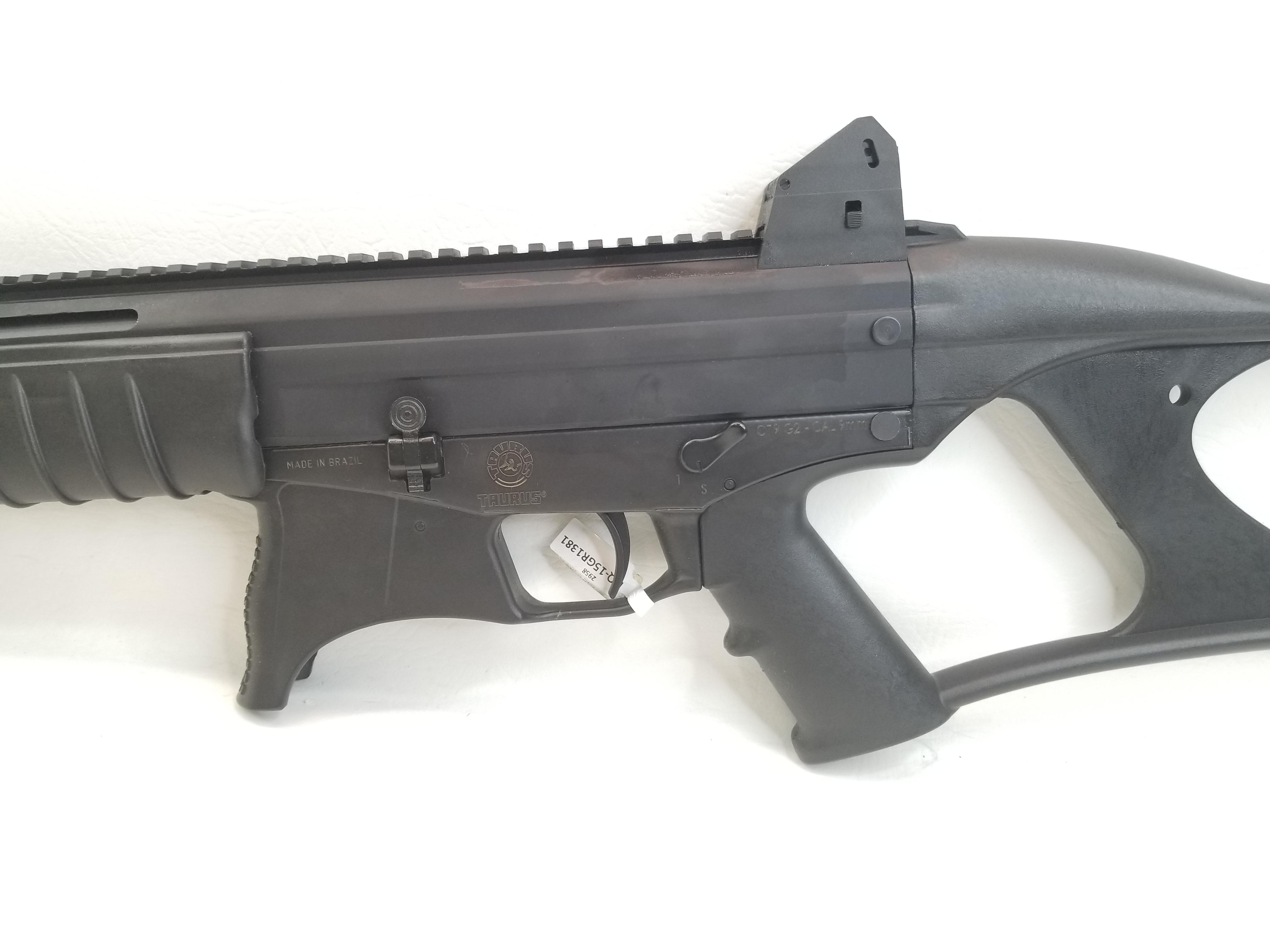 Taurus Bolt Action Rifle Model CT9G2 9mm-img-3