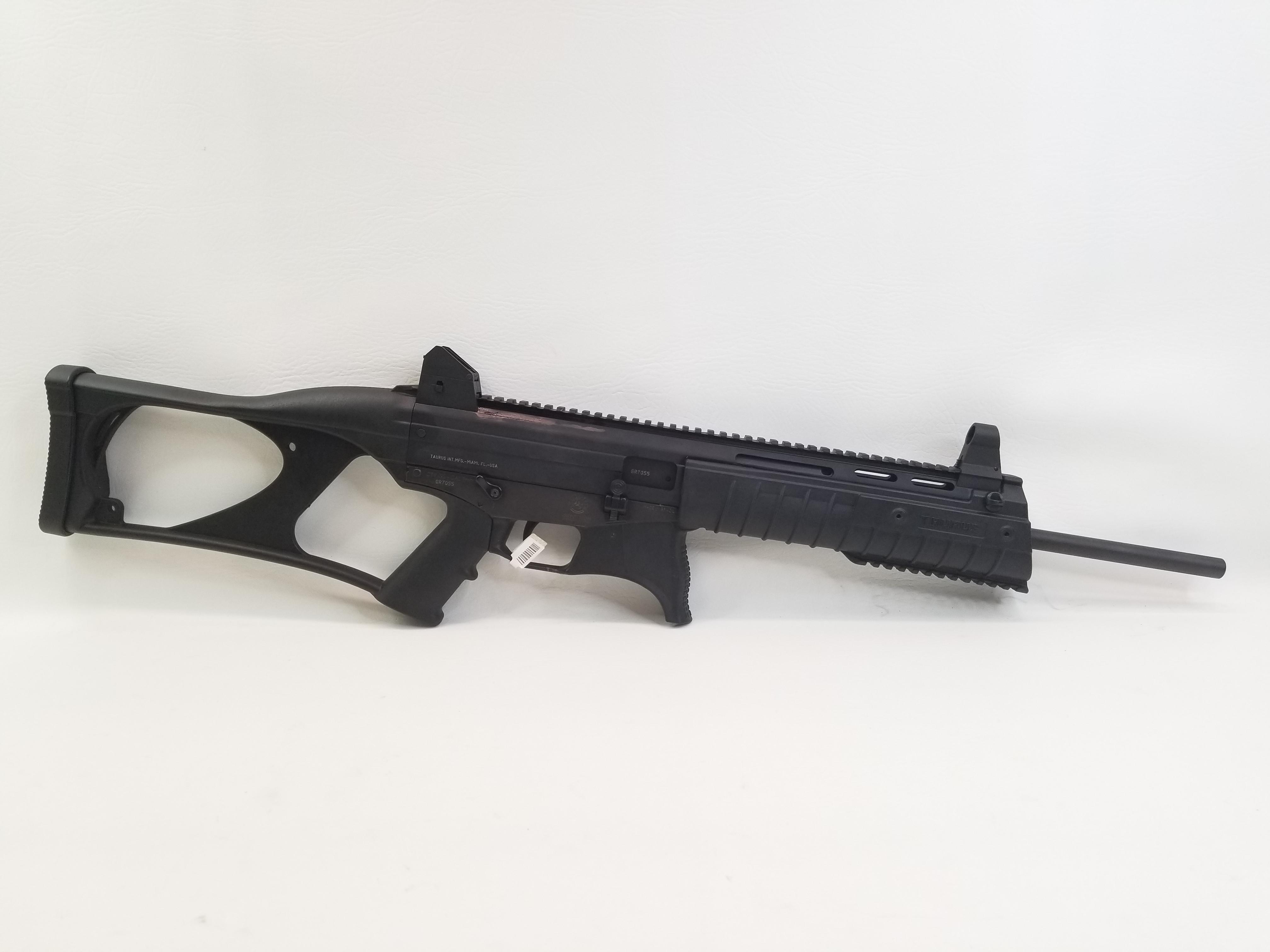 Taurus Bolt Action Rifle Model CT9G2 9mm-img-5