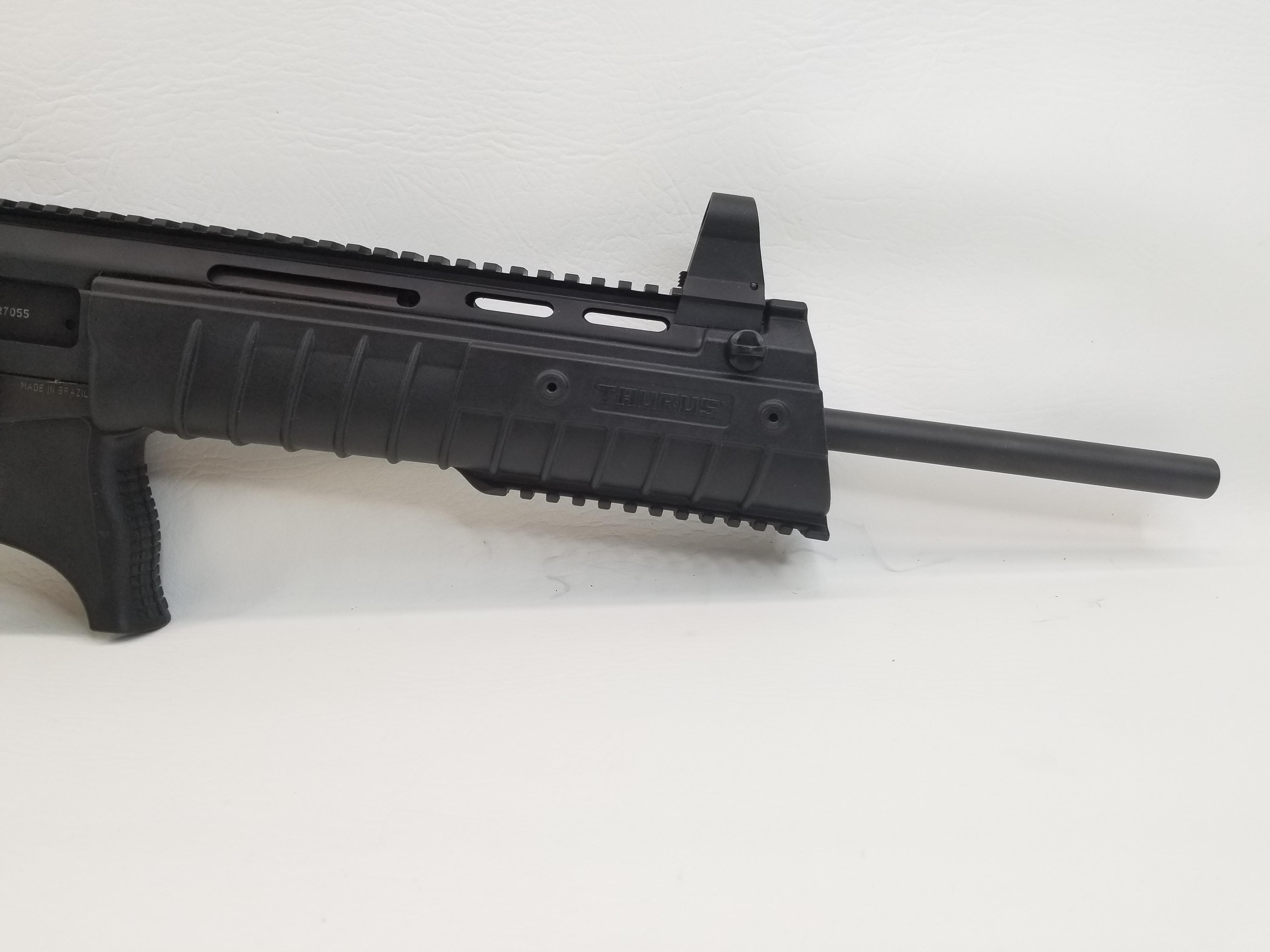 Taurus Bolt Action Rifle Model CT9G2 9mm-img-6