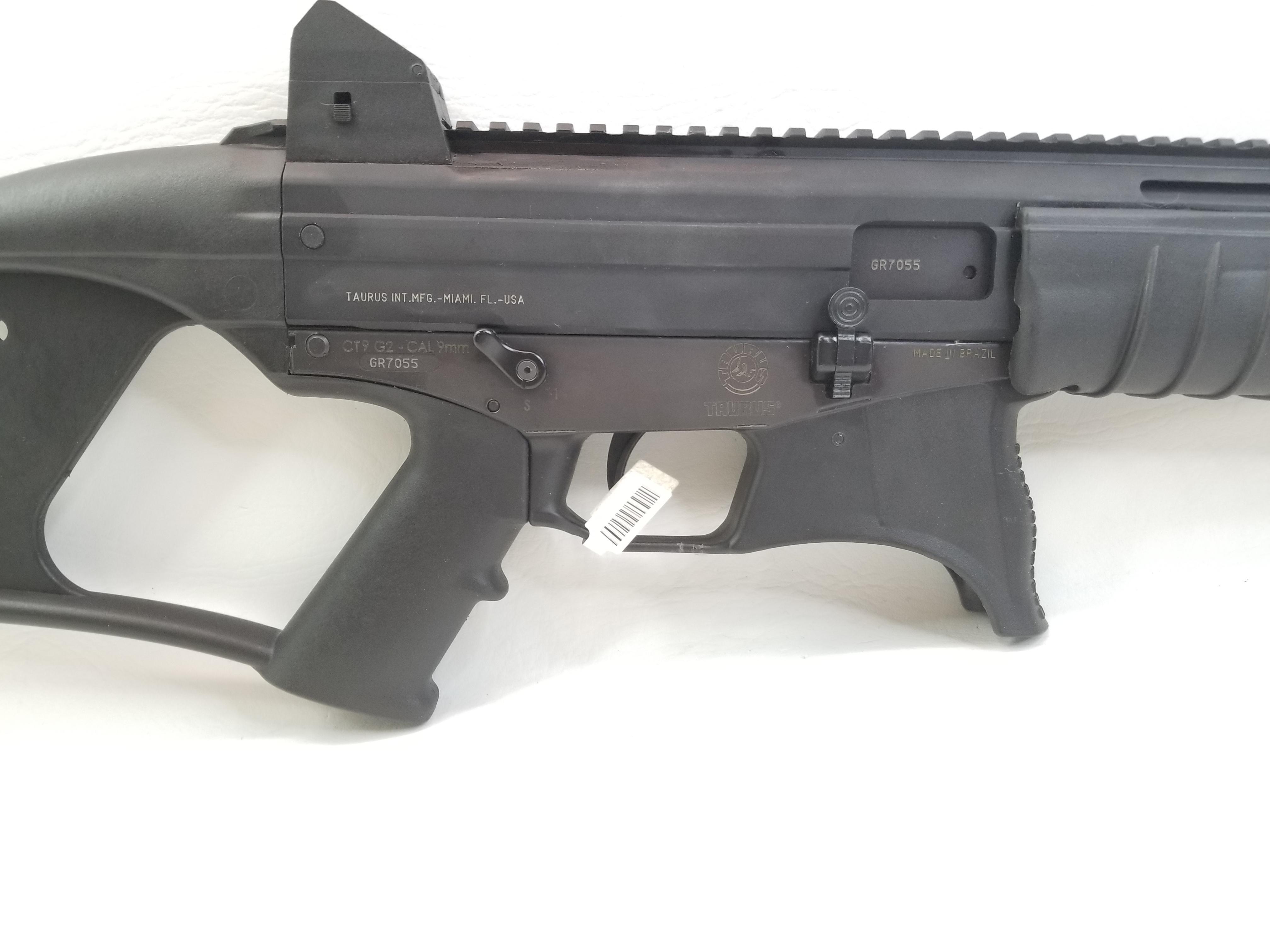 Taurus Bolt Action Rifle Model CT9G2 9mm-img-7