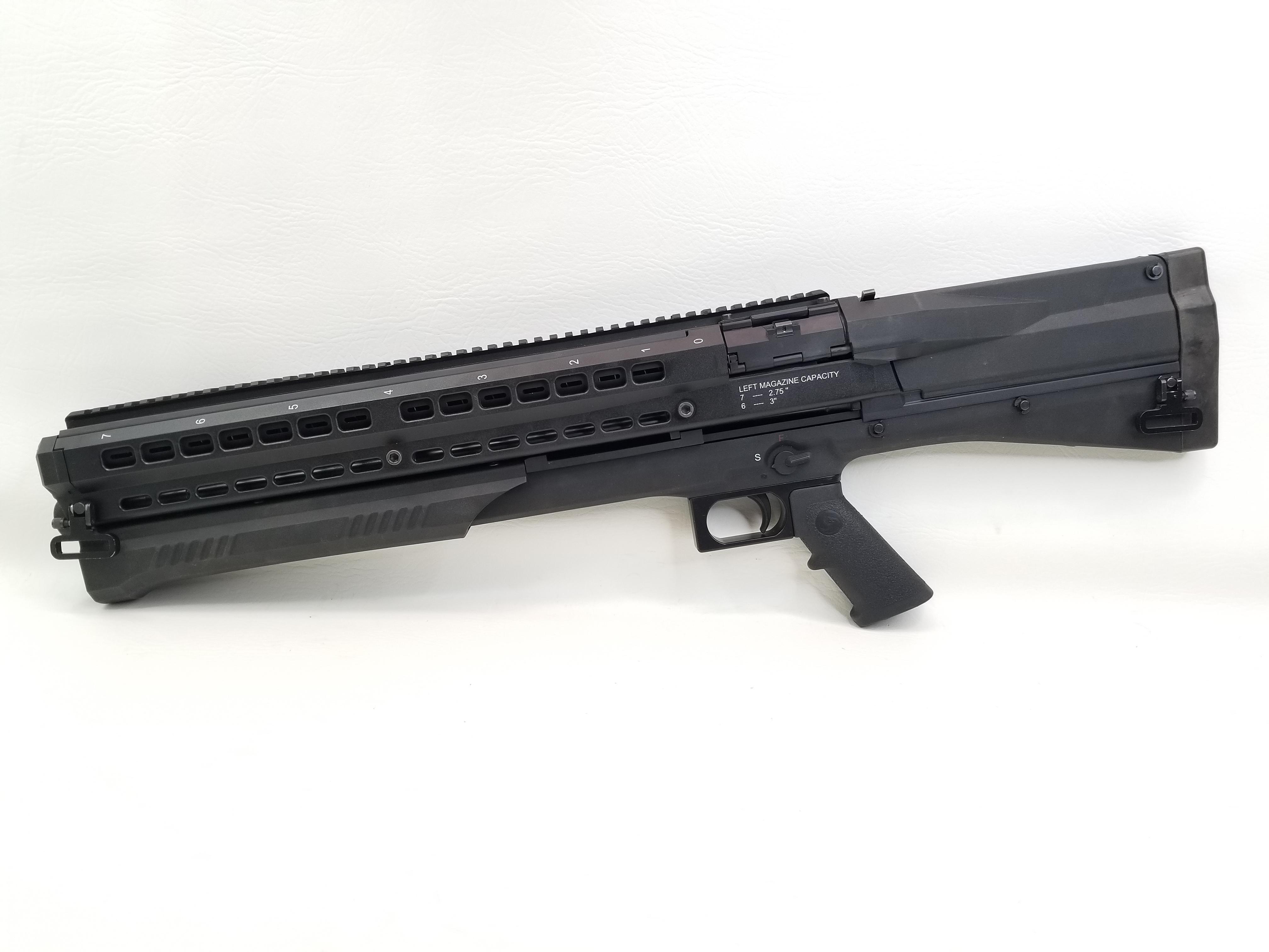 UTAS UTS15 12 ga Pump Shotgun-img-0