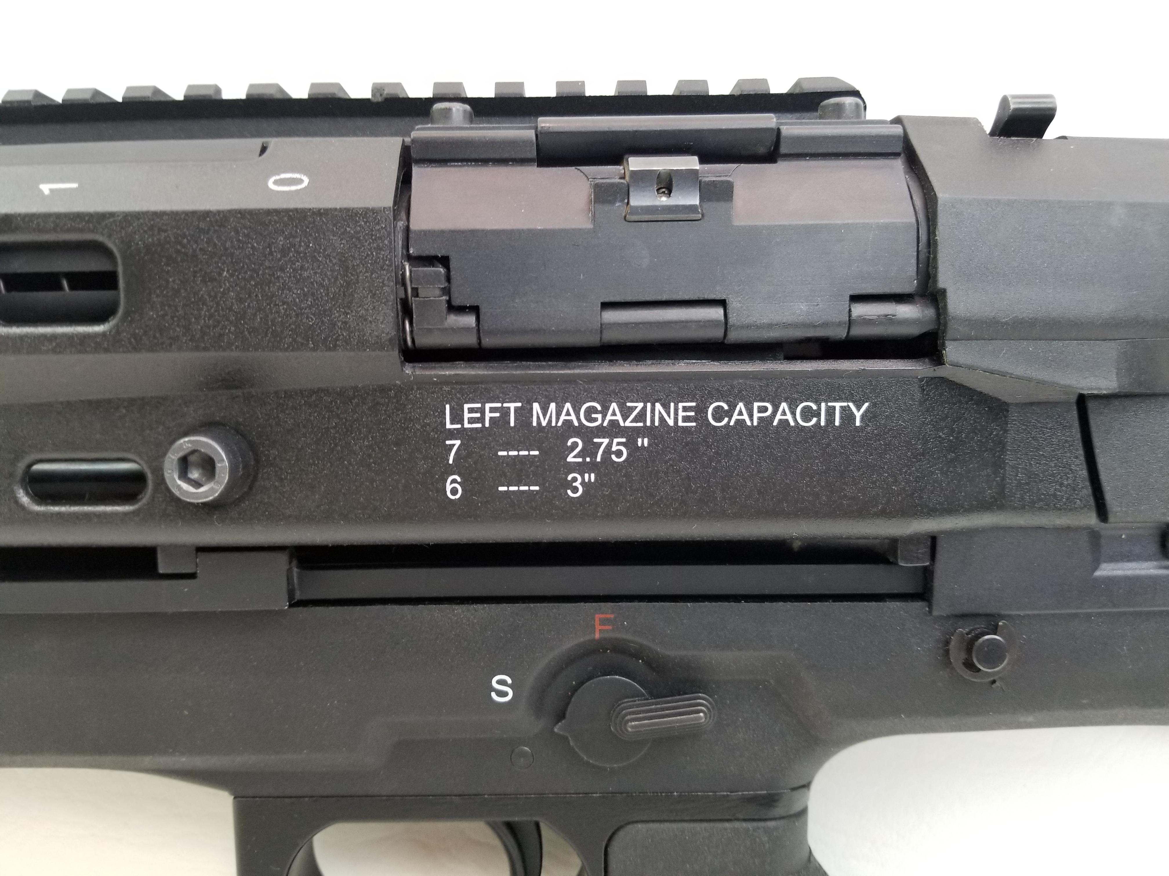 UTAS UTS15 12 ga Pump Shotgun-img-3